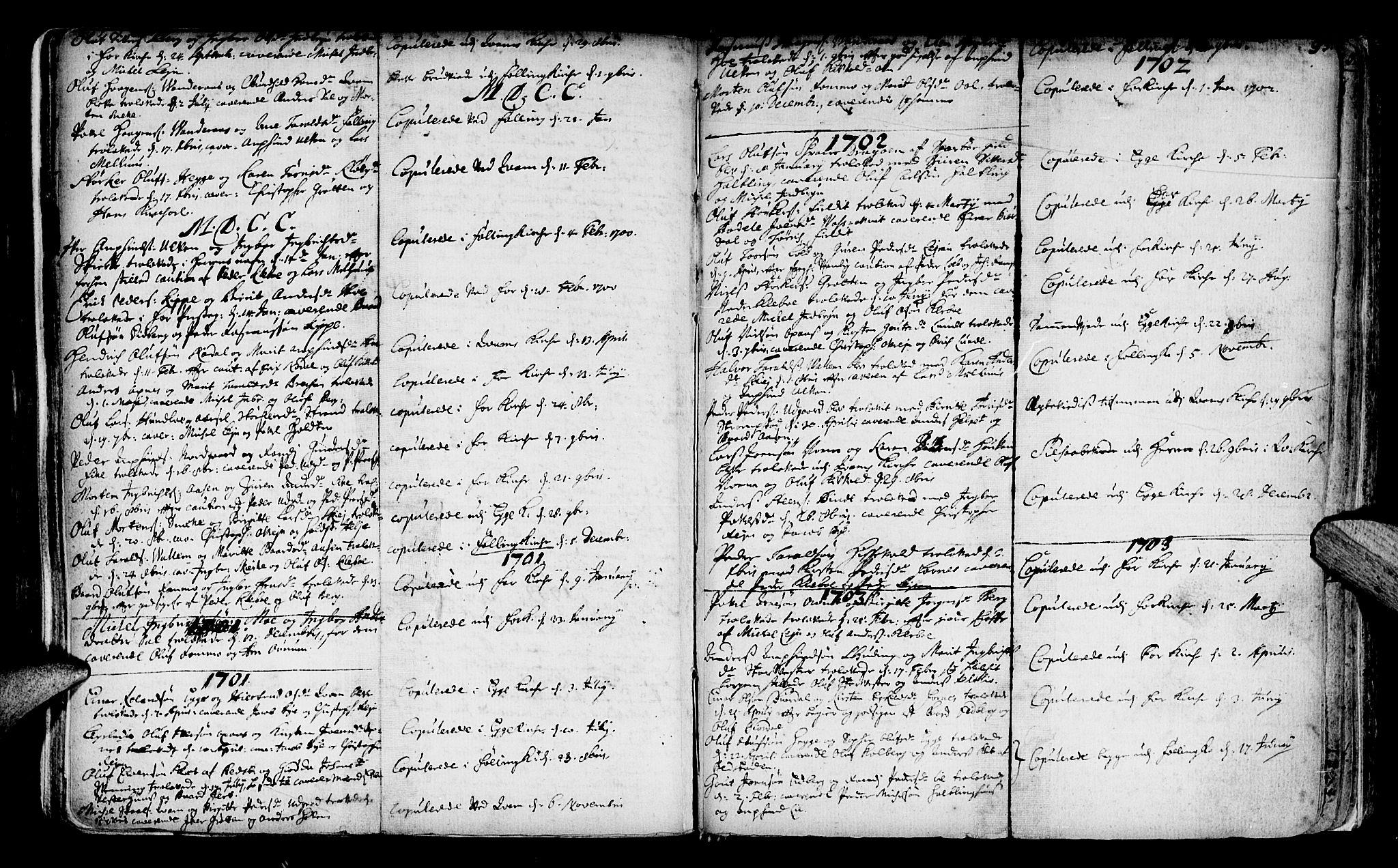 SAT, Ministerialprotokoller, klokkerbøker og fødselsregistre - Nord-Trøndelag, 746/L0439: Ministerialbok nr. 746A01, 1688-1759, s. 93