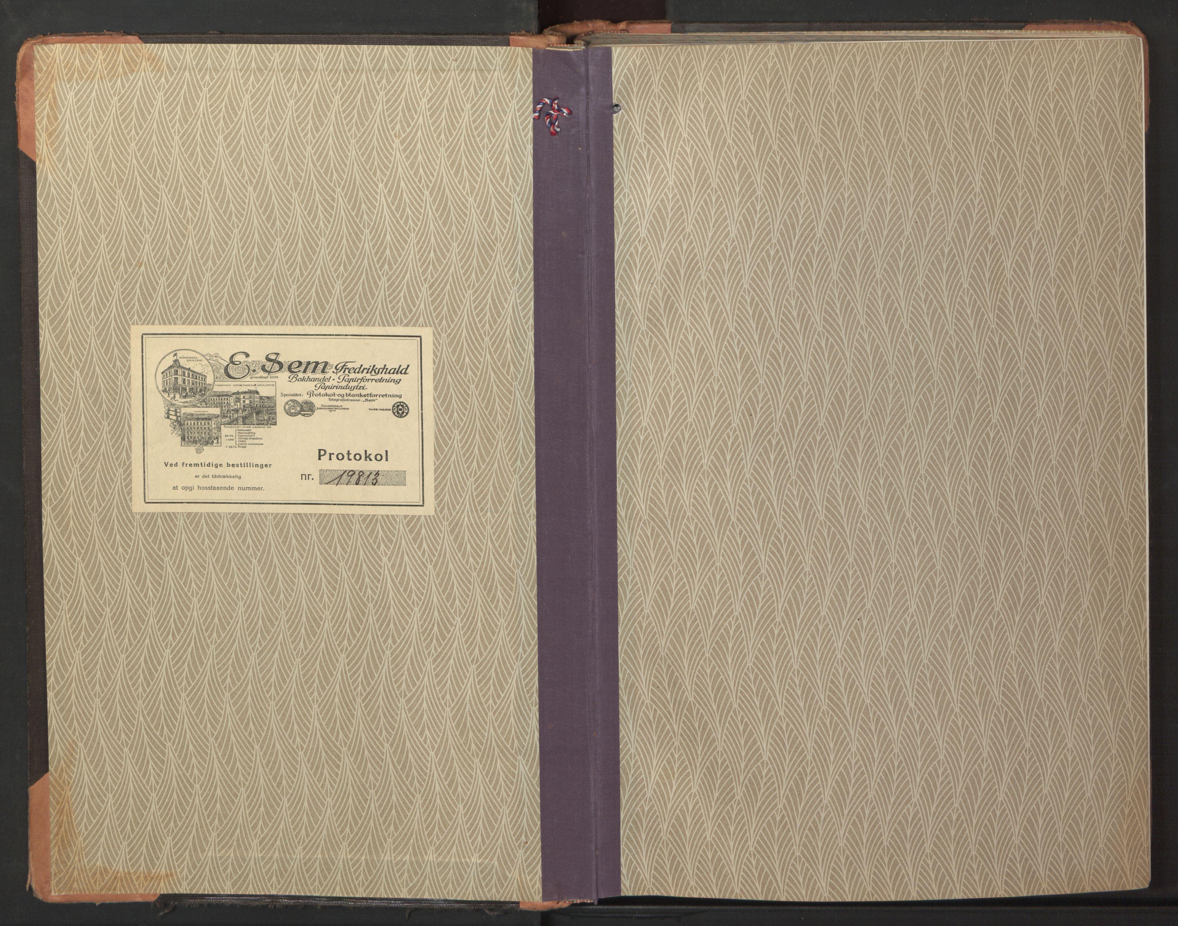 SAT, Ministerialprotokoller, klokkerbøker og fødselsregistre - Sør-Trøndelag, 653/L0658: Klokkerbok nr. 653C02, 1919-1947