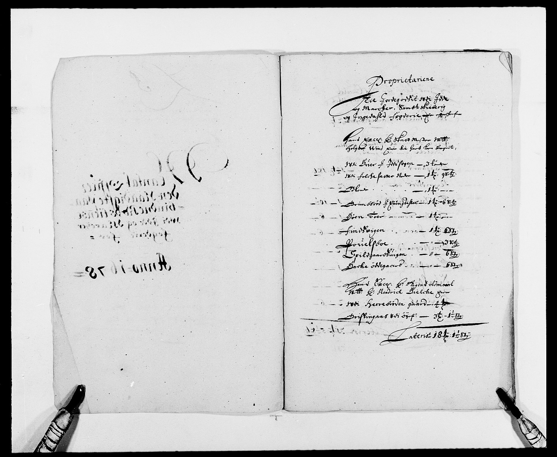 RA, Rentekammeret inntil 1814, Reviderte regnskaper, Fogderegnskap, R01/L0001: Fogderegnskap Idd og Marker, 1678-1679, s. 232