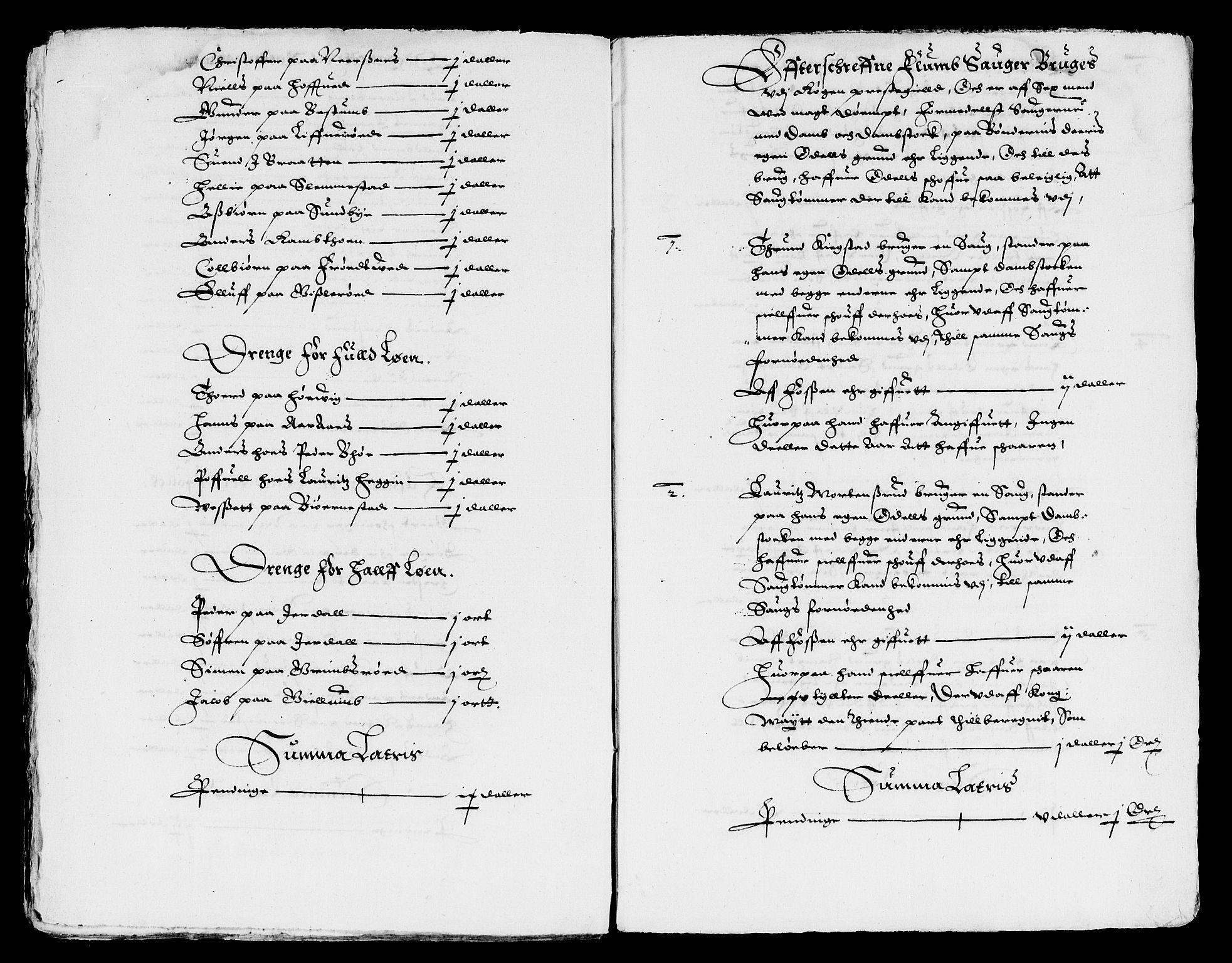 RA, Rentekammeret inntil 1814, Reviderte regnskaper, Lensregnskaper, R/Rb/Rba/L0063: Akershus len, 1622, s. upaginert