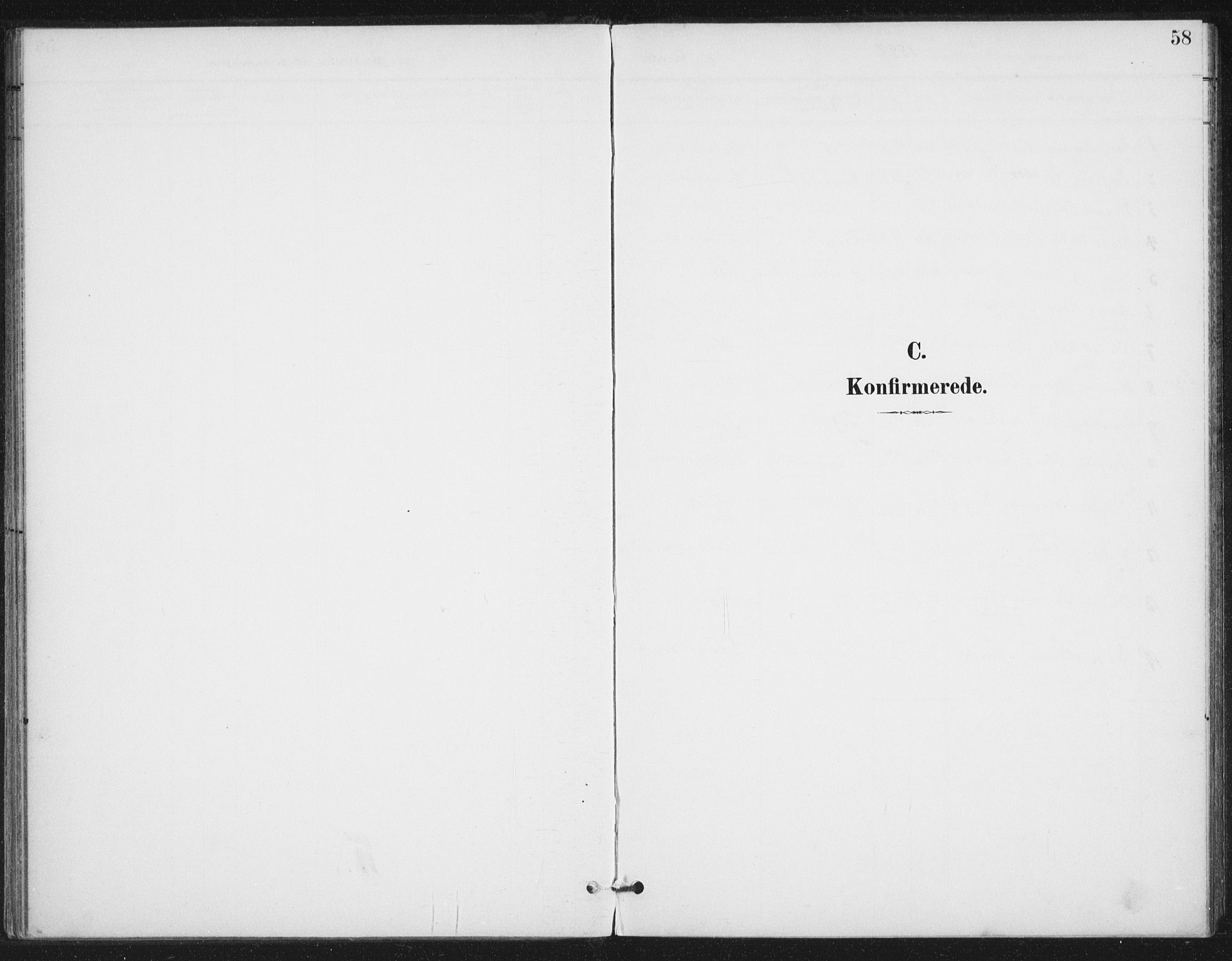 SAT, Ministerialprotokoller, klokkerbøker og fødselsregistre - Nordland, 894/L1356: Ministerialbok nr. 894A02, 1897-1914, s. 58