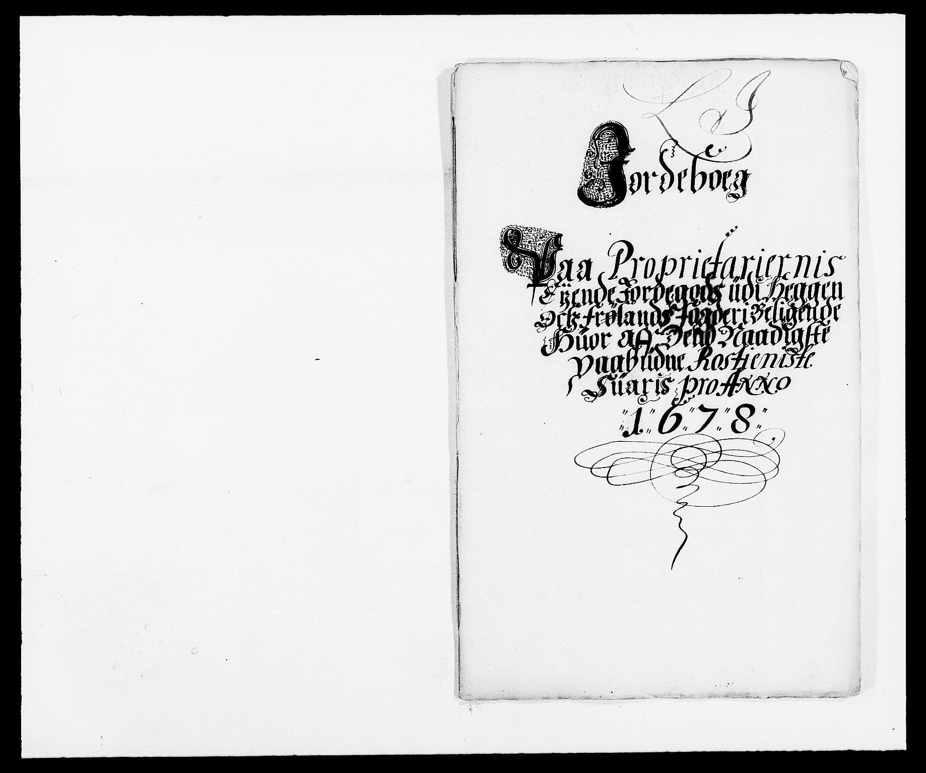 RA, Rentekammeret inntil 1814, Reviderte regnskaper, Fogderegnskap, R06/L0279: Fogderegnskap Heggen og Frøland, 1678-1680, s. 178