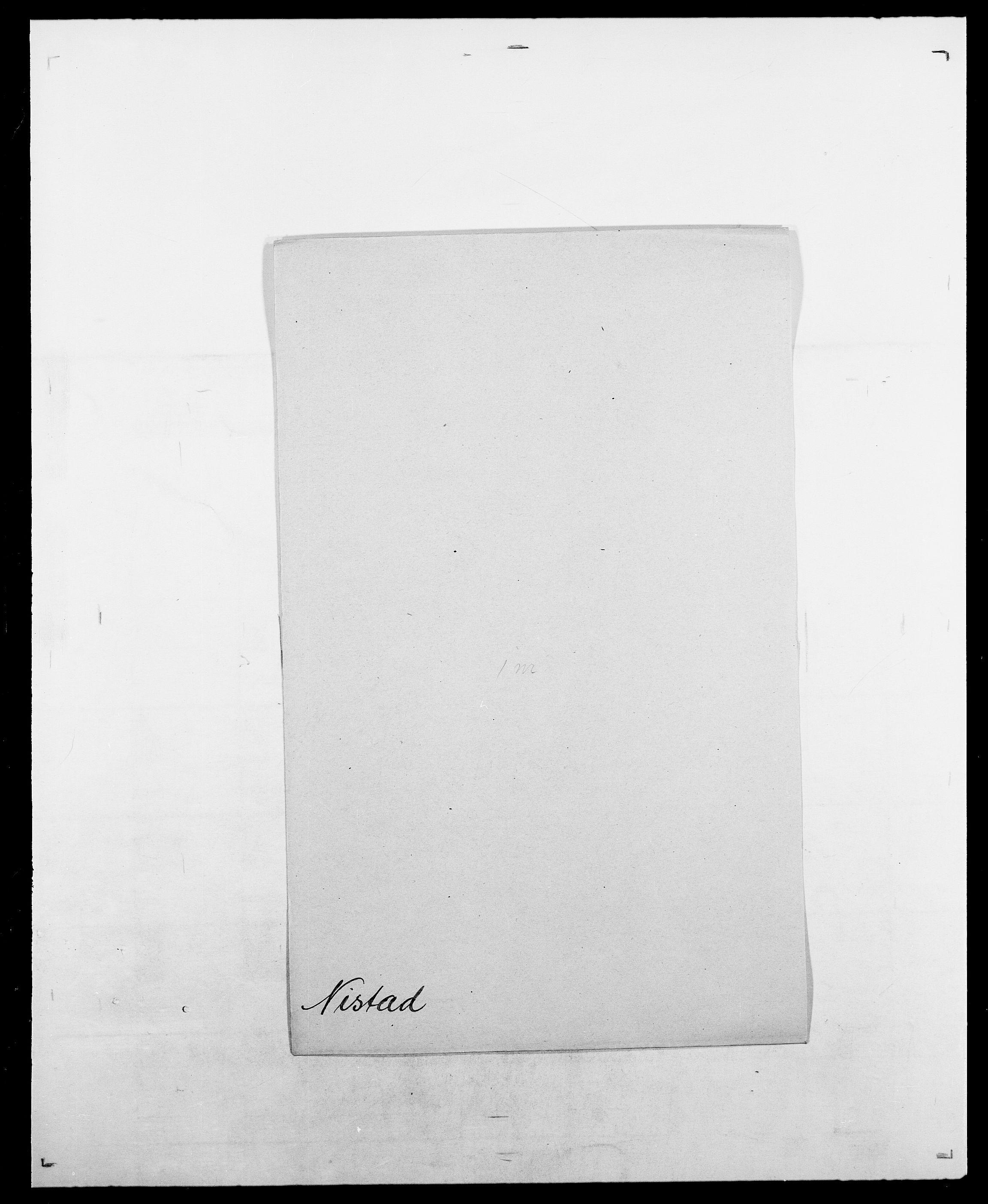 SAO, Delgobe, Charles Antoine - samling, D/Da/L0028: Naaden - Nøvik, s. 352