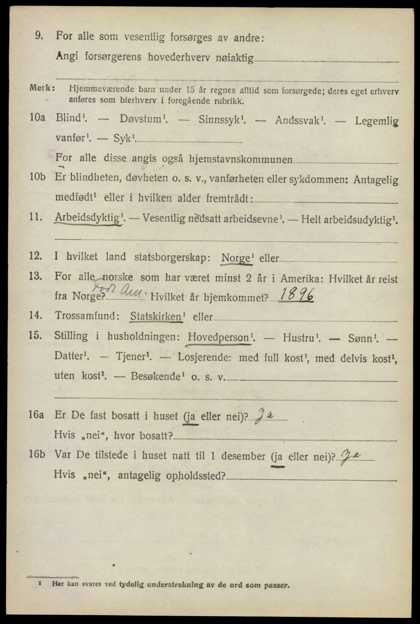 SAO, Folketelling 1920 for 0229 Enebakk herred, 1920, s. 6320