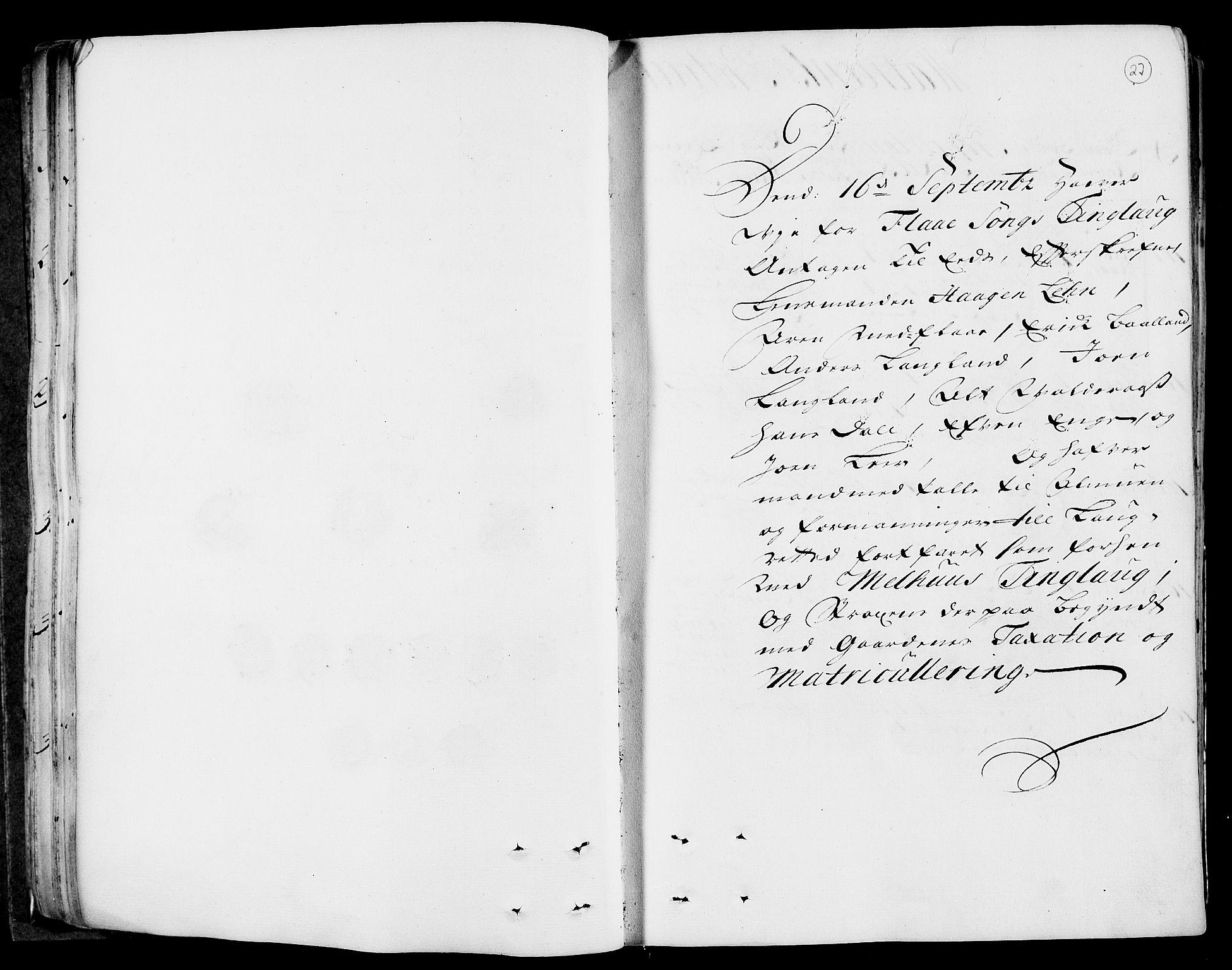 RA, Rentekammeret inntil 1814, Realistisk ordnet avdeling, N/Nb/Nbf/L0158: Gauldal eksaminasjonsprotokoll, 1723, s. 26b-27a