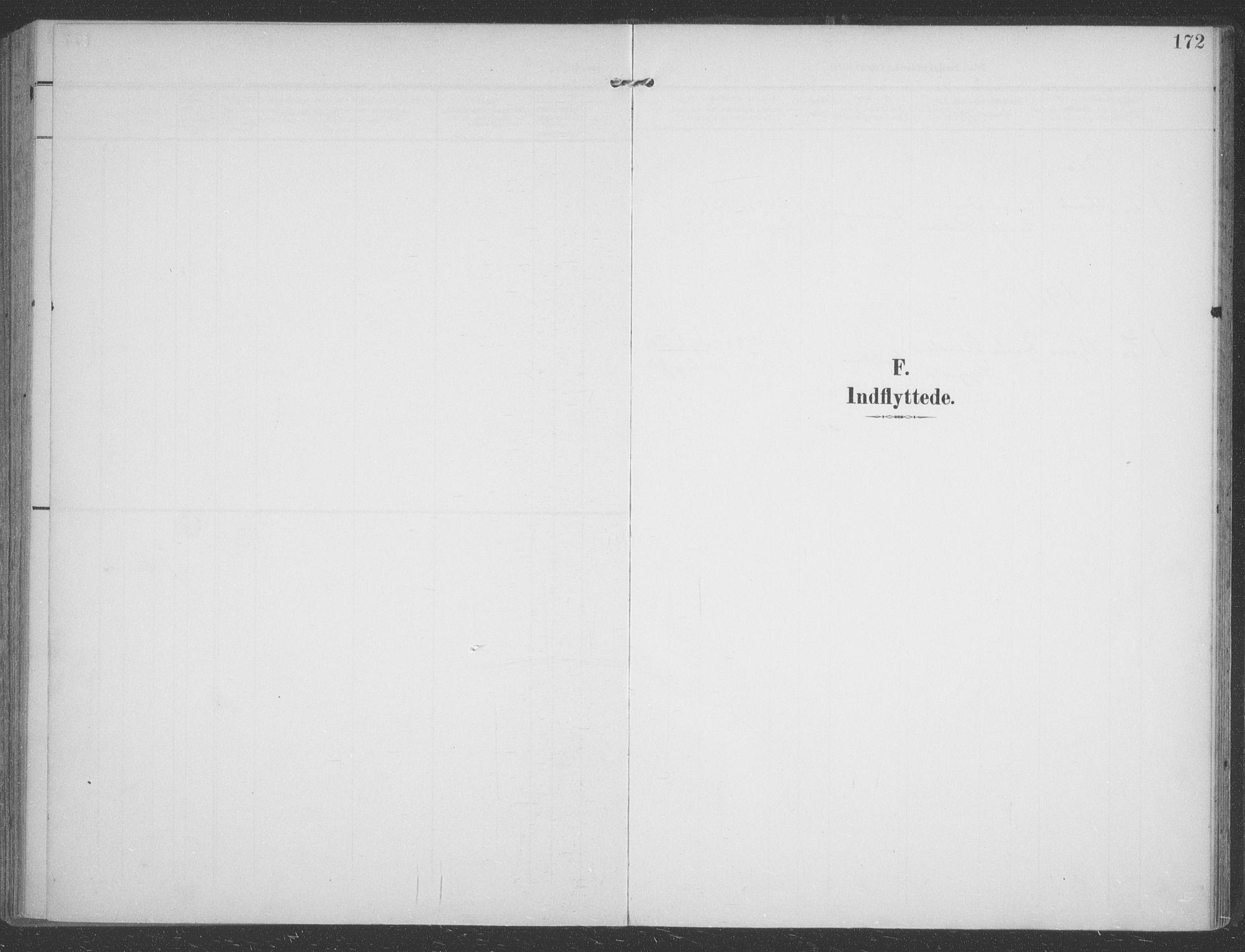 SATØ, Talvik sokneprestkontor, H/Ha/L0017kirke: Ministerialbok nr. 17, 1906-1915, s. 172