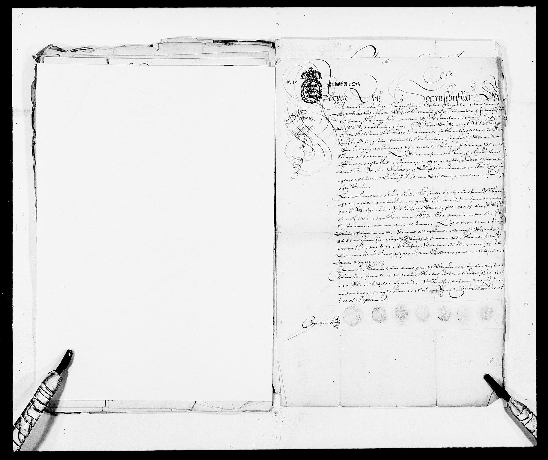 RA, Rentekammeret inntil 1814, Reviderte regnskaper, Fogderegnskap, R11/L0567: Fogderegnskap Nedre Romerike, 1678, s. 296