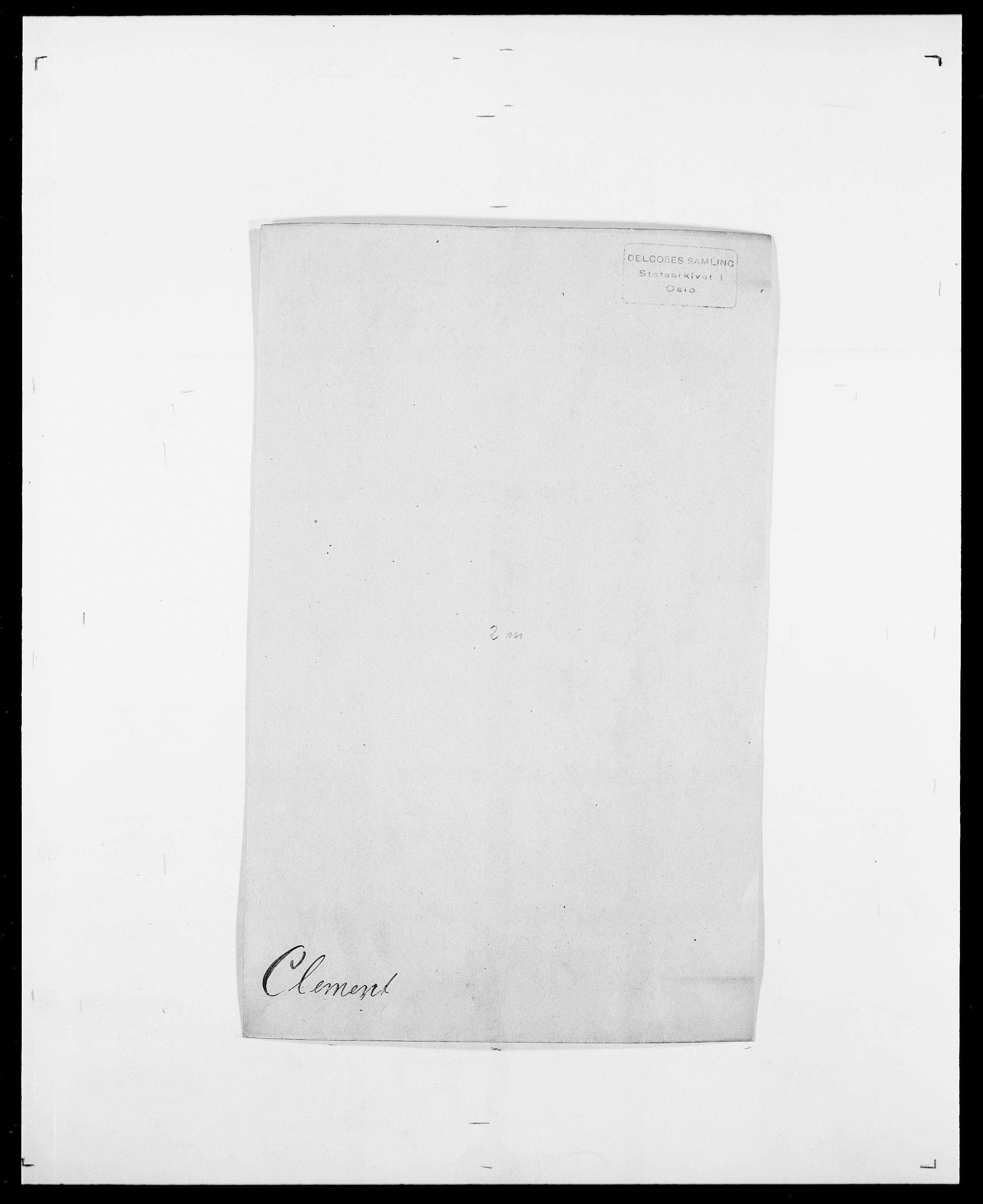 SAO, Delgobe, Charles Antoine - samling, D/Da/L0008: Capjon - Dagenbolt, s. 358