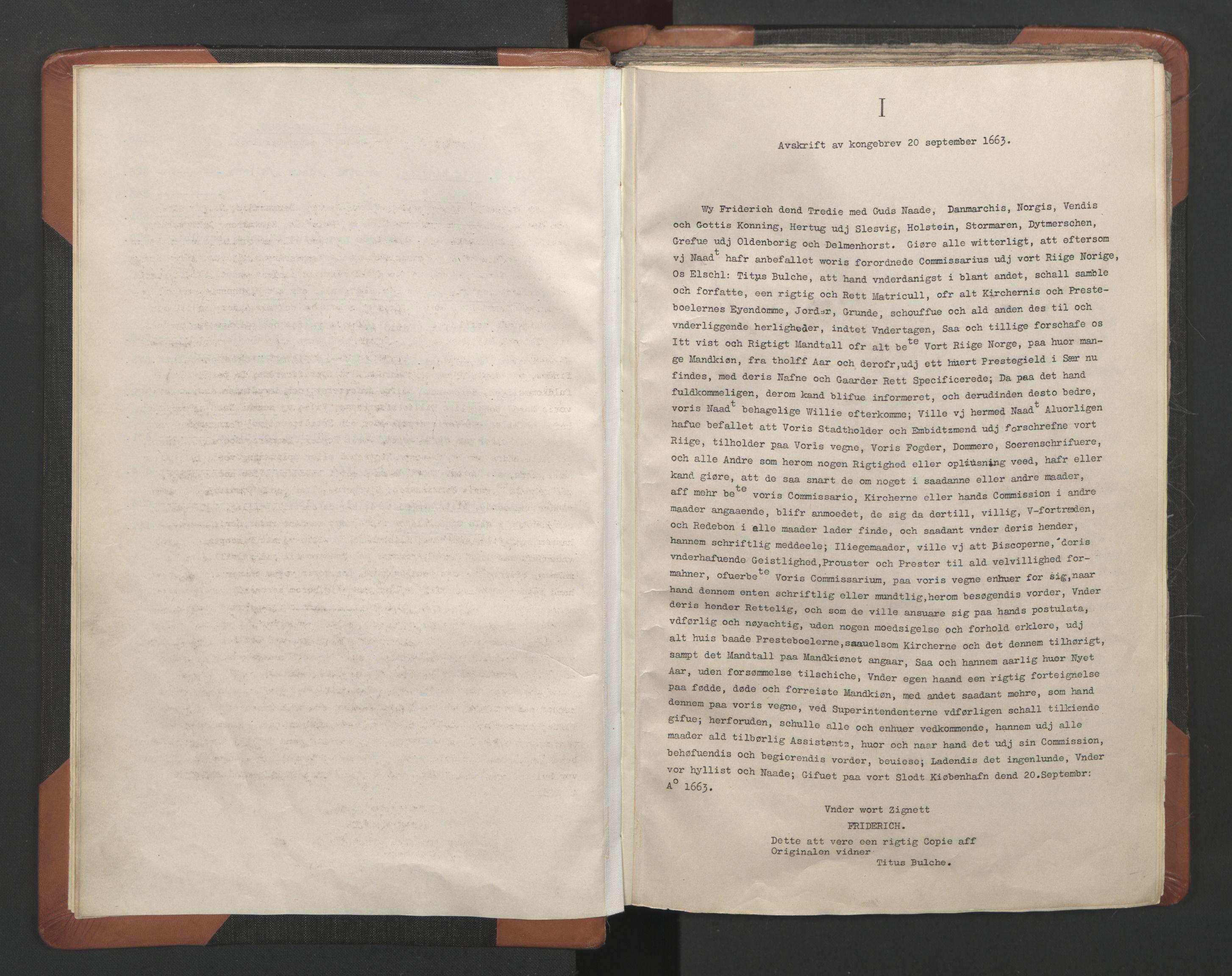 RA, Sogneprestenes manntall 1664-1666, nr. 32: Innherad prosti, 1664-1666, s. upaginert