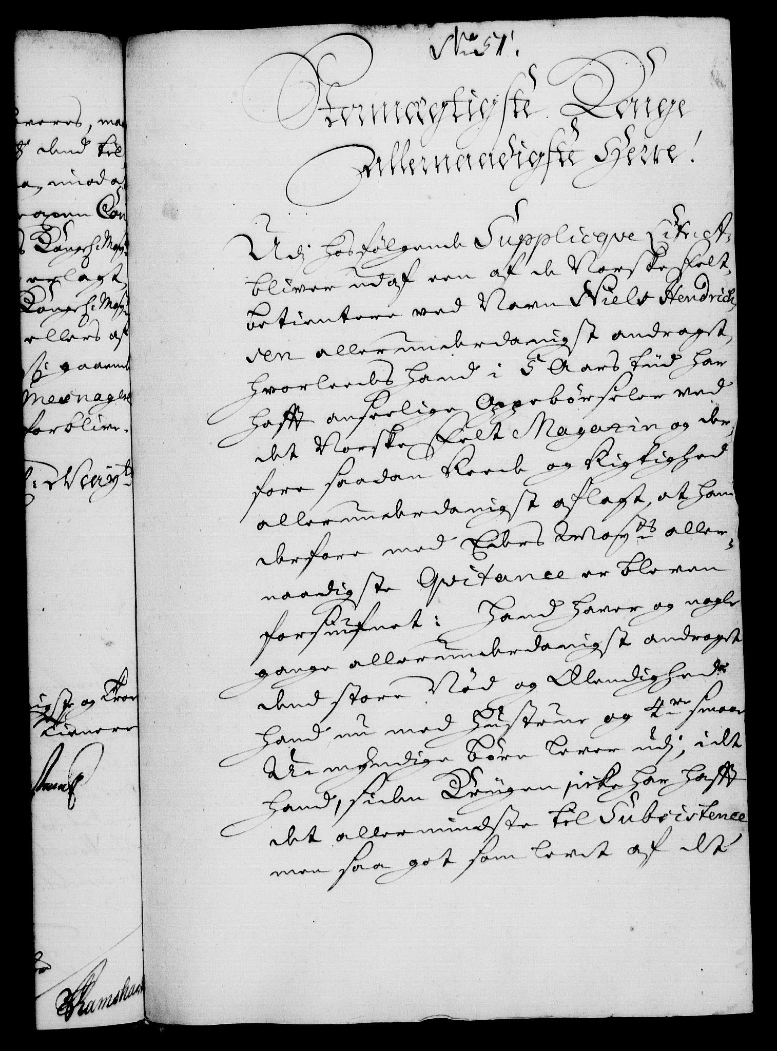 RA, Rentekammeret, Kammerkanselliet, G/Gf/Gfa/L0010: Norsk relasjons- og resolusjonsprotokoll (merket RK 52.10), 1727, s. 364