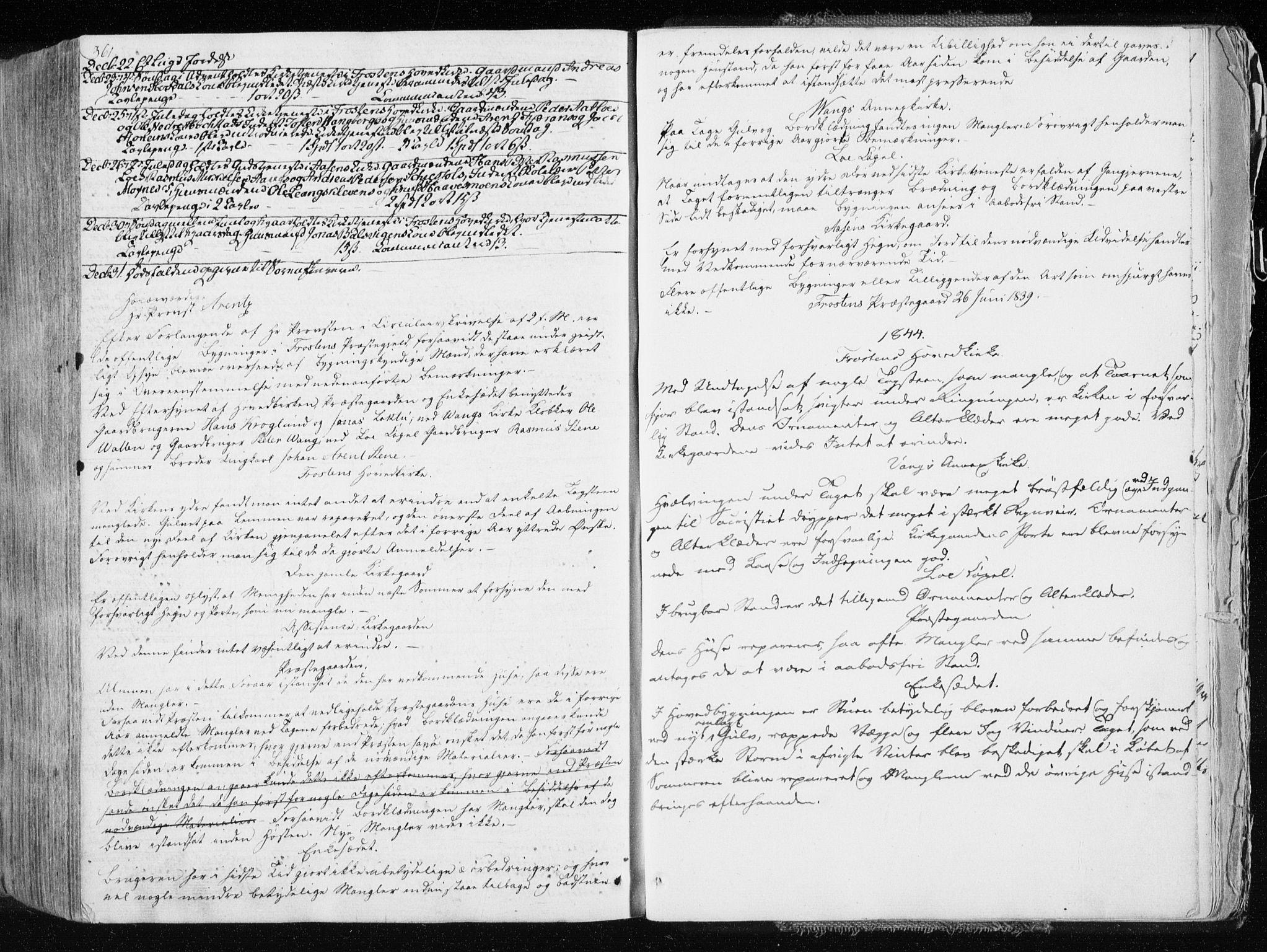 SAT, Ministerialprotokoller, klokkerbøker og fødselsregistre - Nord-Trøndelag, 713/L0114: Ministerialbok nr. 713A05, 1827-1839, s. 361