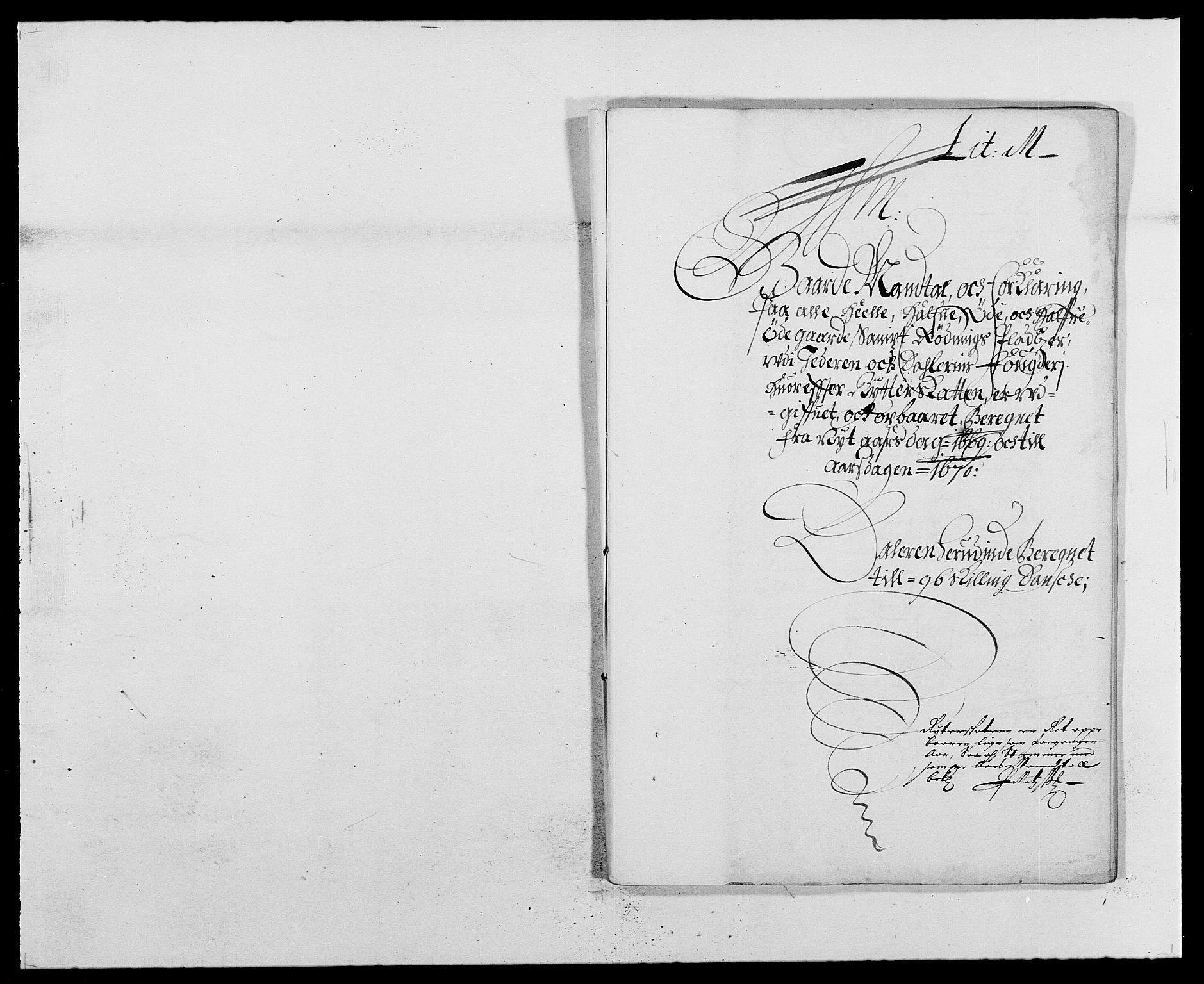 RA, Rentekammeret inntil 1814, Reviderte regnskaper, Fogderegnskap, R46/L2711: Fogderegnskap Jæren og Dalane, 1668-1670, s. 281