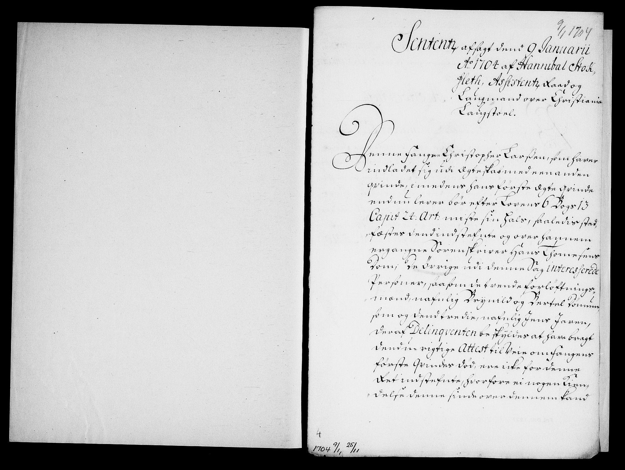 RA, Danske Kanselli, Skapsaker, G/L0019: Tillegg til skapsakene, 1616-1753, s. 342