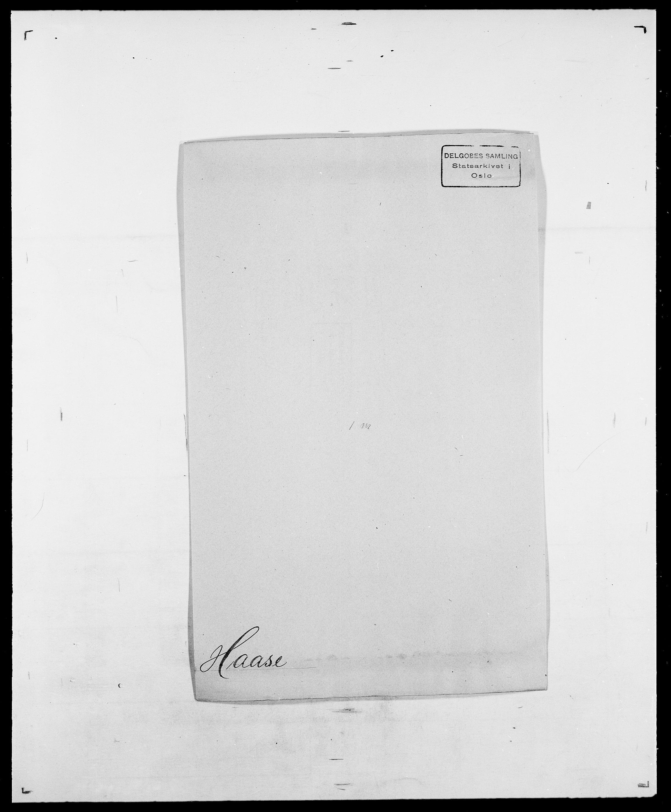 SAO, Delgobe, Charles Antoine - samling, D/Da/L0015: Grodtshilling - Halvorsæth, s. 614