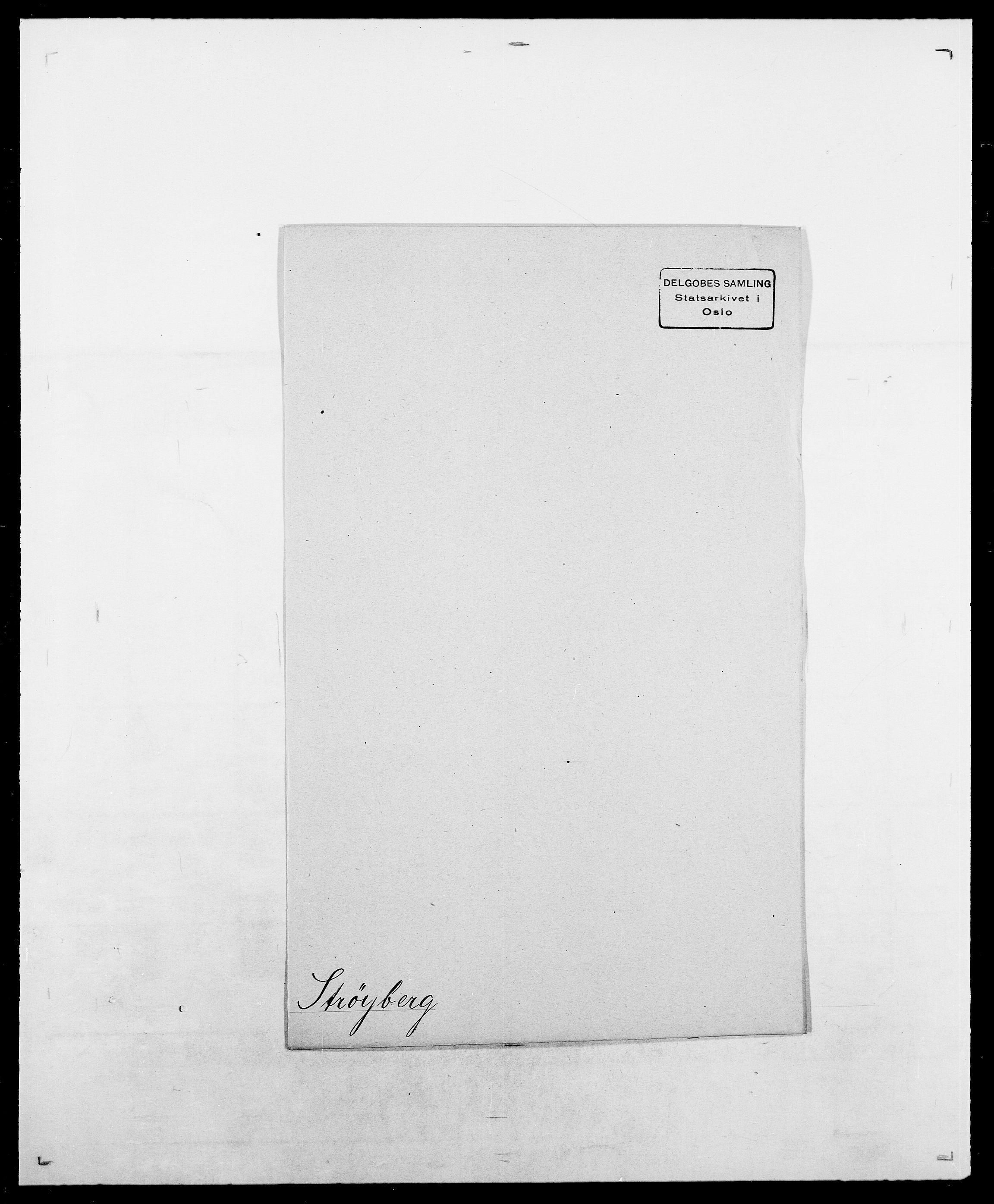 SAO, Delgobe, Charles Antoine - samling, D/Da/L0037: Steen, Sthen, Stein - Svare, Svanige, Svanne, se også Svanning og Schwane, s. 718