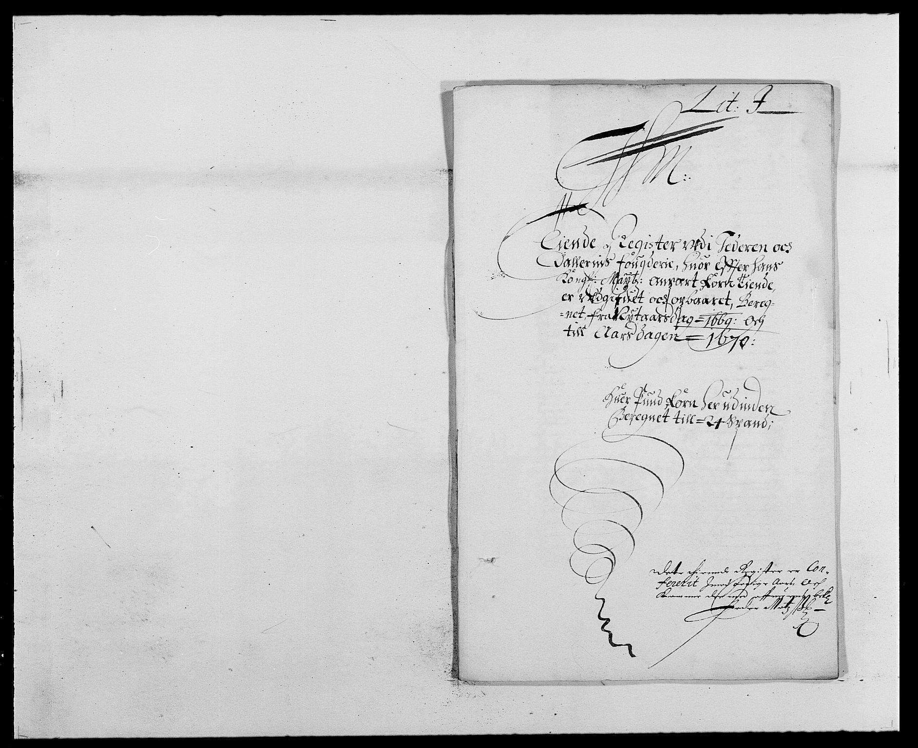 RA, Rentekammeret inntil 1814, Reviderte regnskaper, Fogderegnskap, R46/L2711: Fogderegnskap Jæren og Dalane, 1668-1670, s. 207