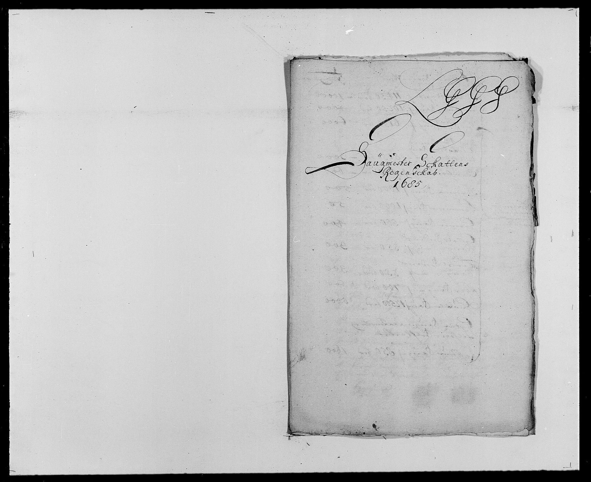 RA, Rentekammeret inntil 1814, Reviderte regnskaper, Fogderegnskap, R24/L1571: Fogderegnskap Numedal og Sandsvær, 1679-1686, s. 401