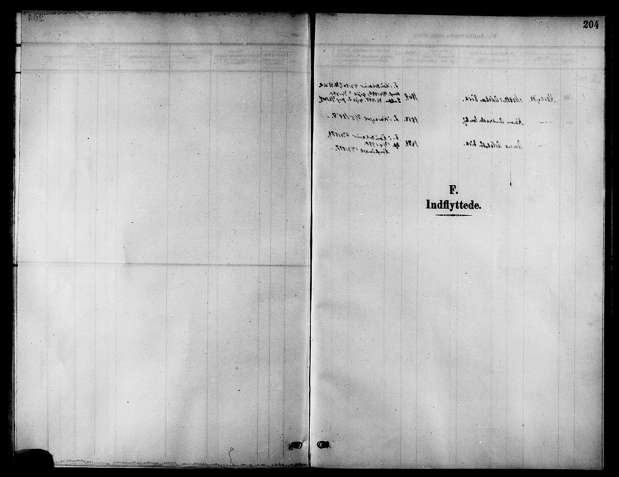 SATØ, Kistrand/Porsanger sokneprestembete, H/Hb/L0006.klokk: Klokkerbok nr. 6, 1905-1917, s. 204