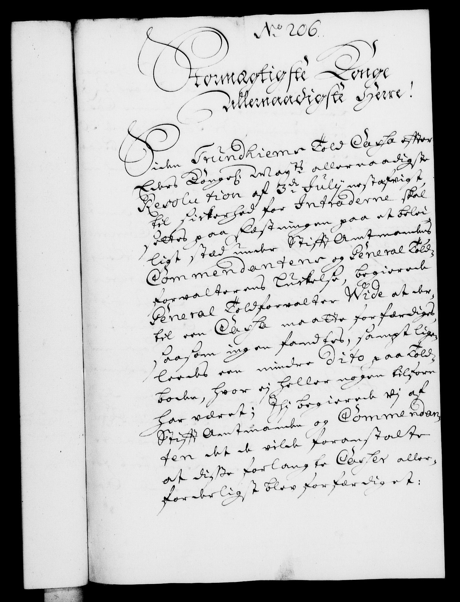 RA, Rentekammeret, Kammerkanselliet, G/Gf/Gfa/L0006: Norsk relasjons- og resolusjonsprotokoll (merket RK 52.6), 1723, s. 1296