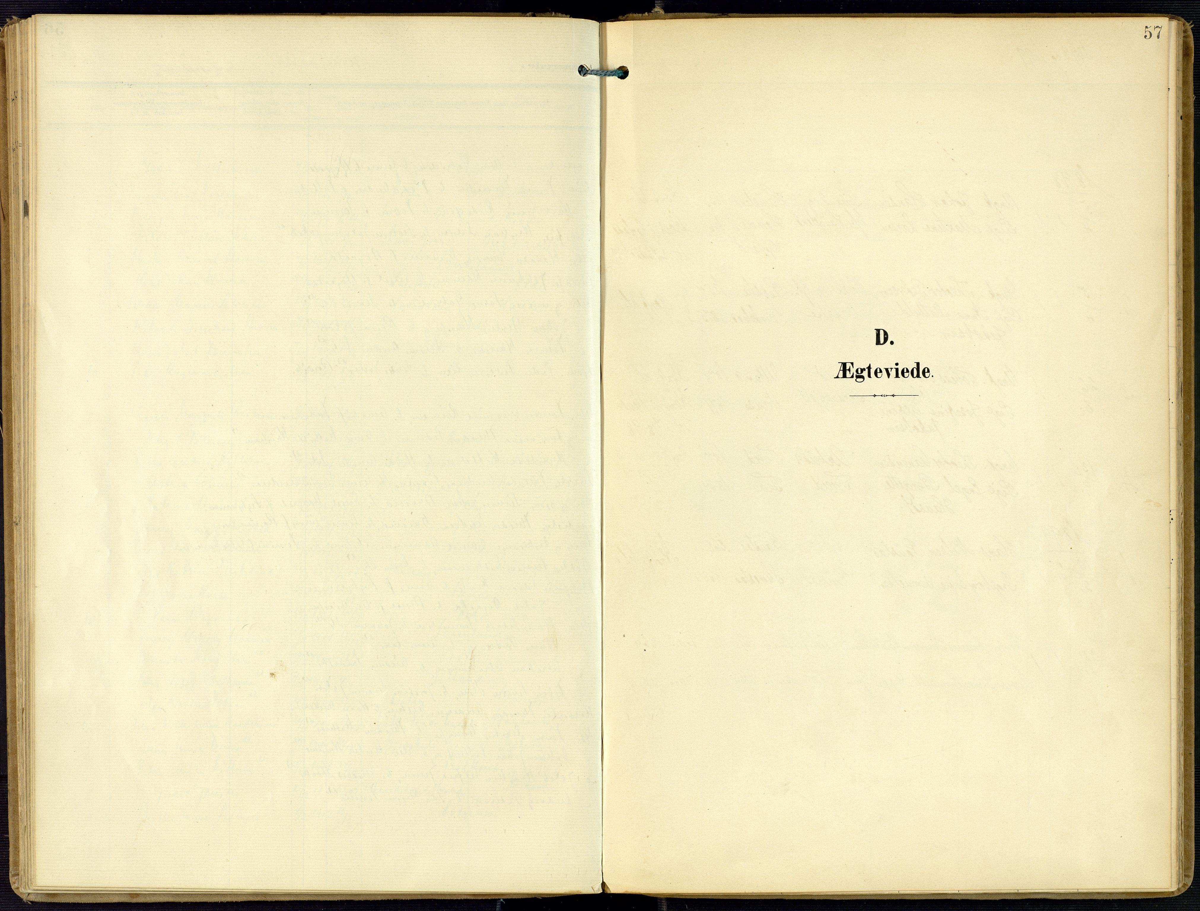 SAK, Kvinesdal sokneprestkontor, F/Fa/Faa/L0005: Ministerialbok nr. A 5, 1898-1915, s. 57
