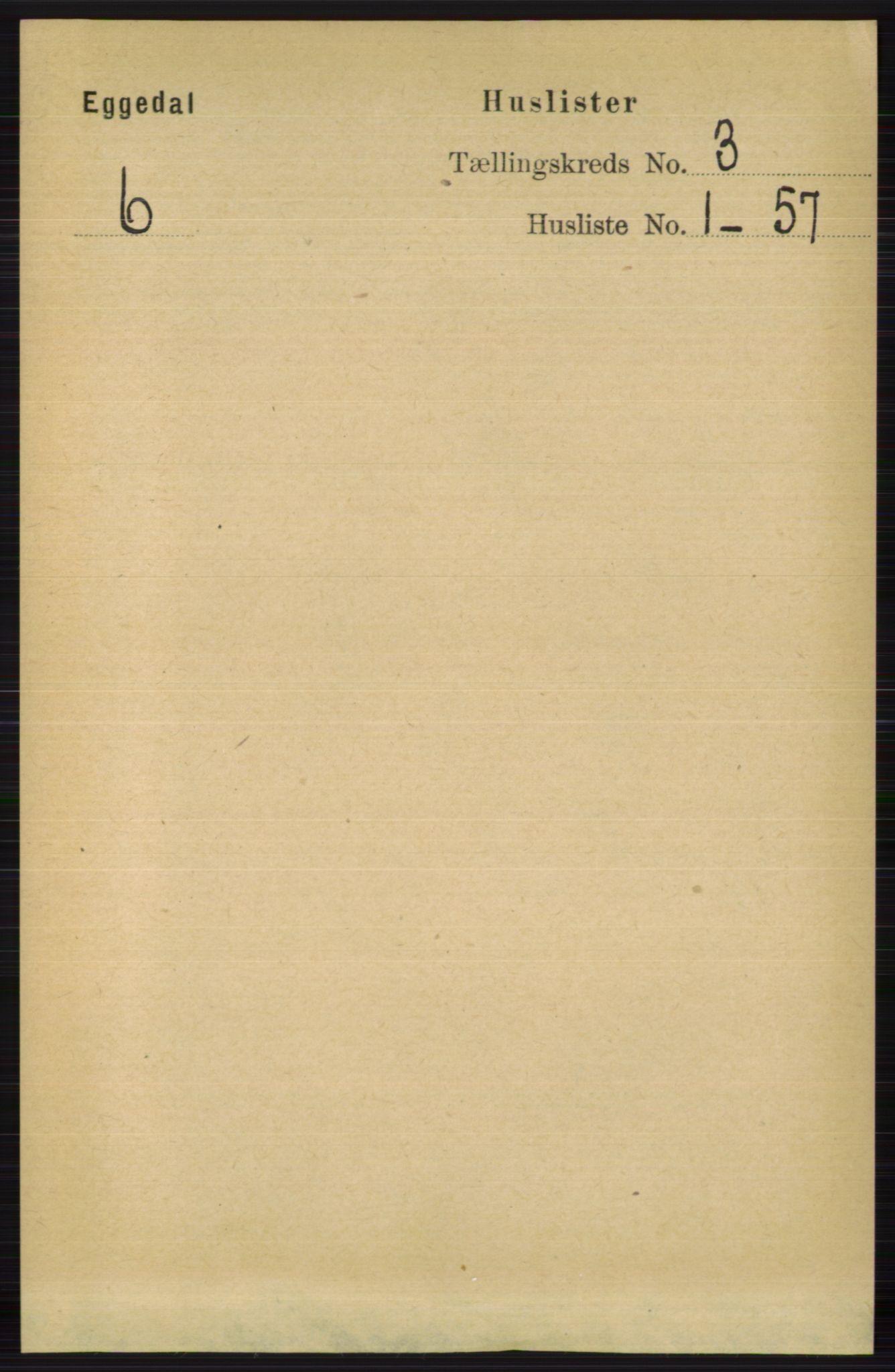 RA, Folketelling 1891 for 0621 Sigdal herred, 1891, s. 4246