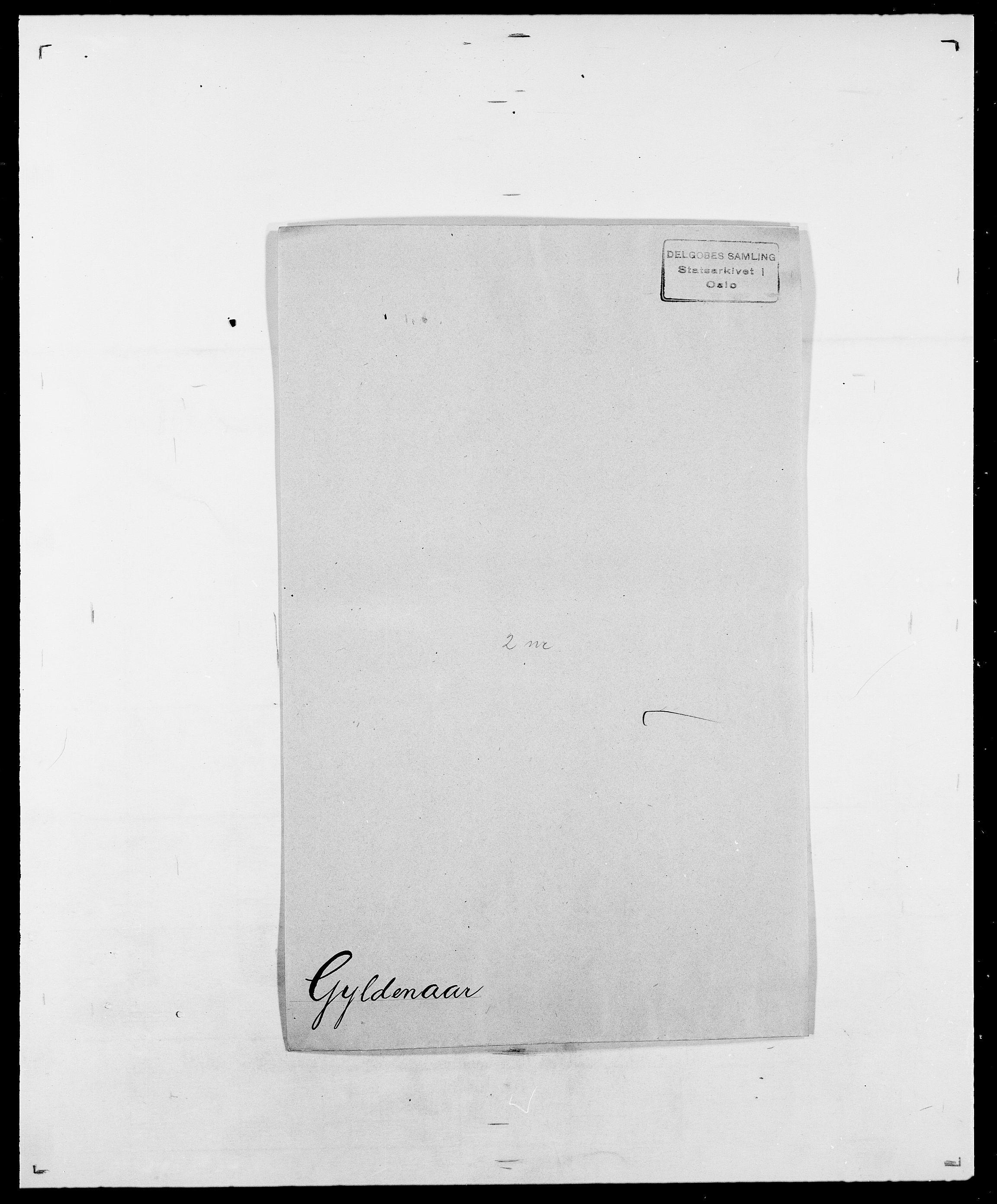 SAO, Delgobe, Charles Antoine - samling, D/Da/L0015: Grodtshilling - Halvorsæth, s. 475