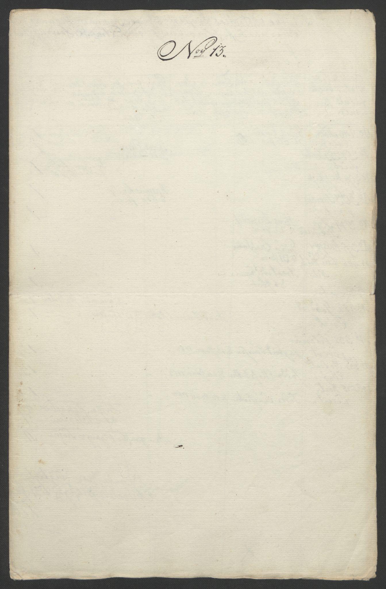 RA, Rentekammeret inntil 1814, Realistisk ordnet avdeling, Ol/L0021: [Gg 10]: Ekstraskatten, 23.09.1762. Orkdal og Gauldal, 1762-1767, s. 264