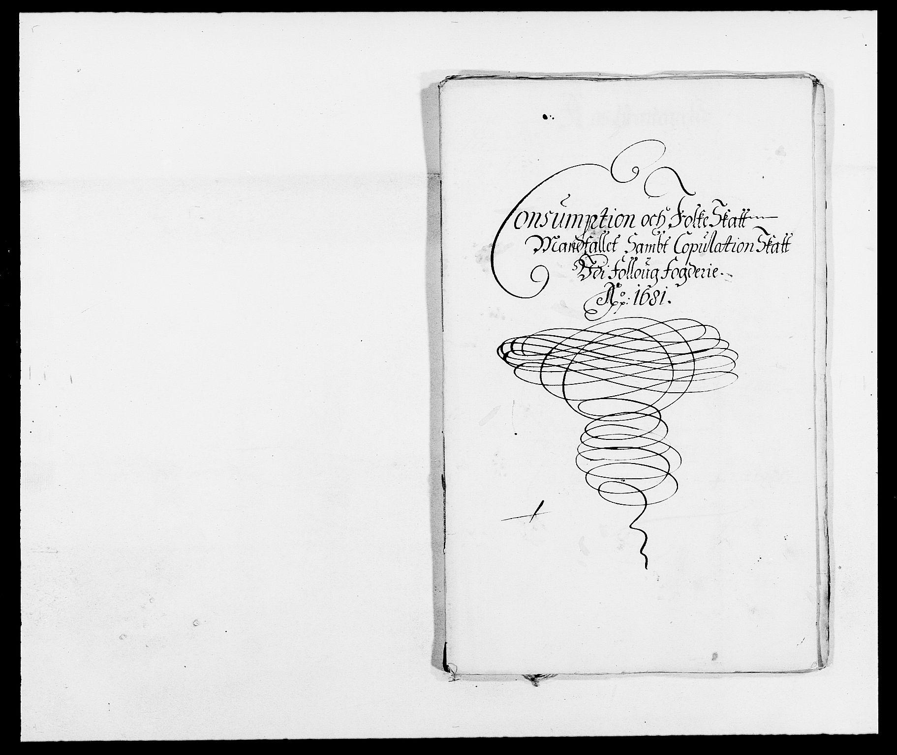 RA, Rentekammeret inntil 1814, Reviderte regnskaper, Fogderegnskap, R09/L0429: Fogderegnskap Follo, 1680-1681, s. 381