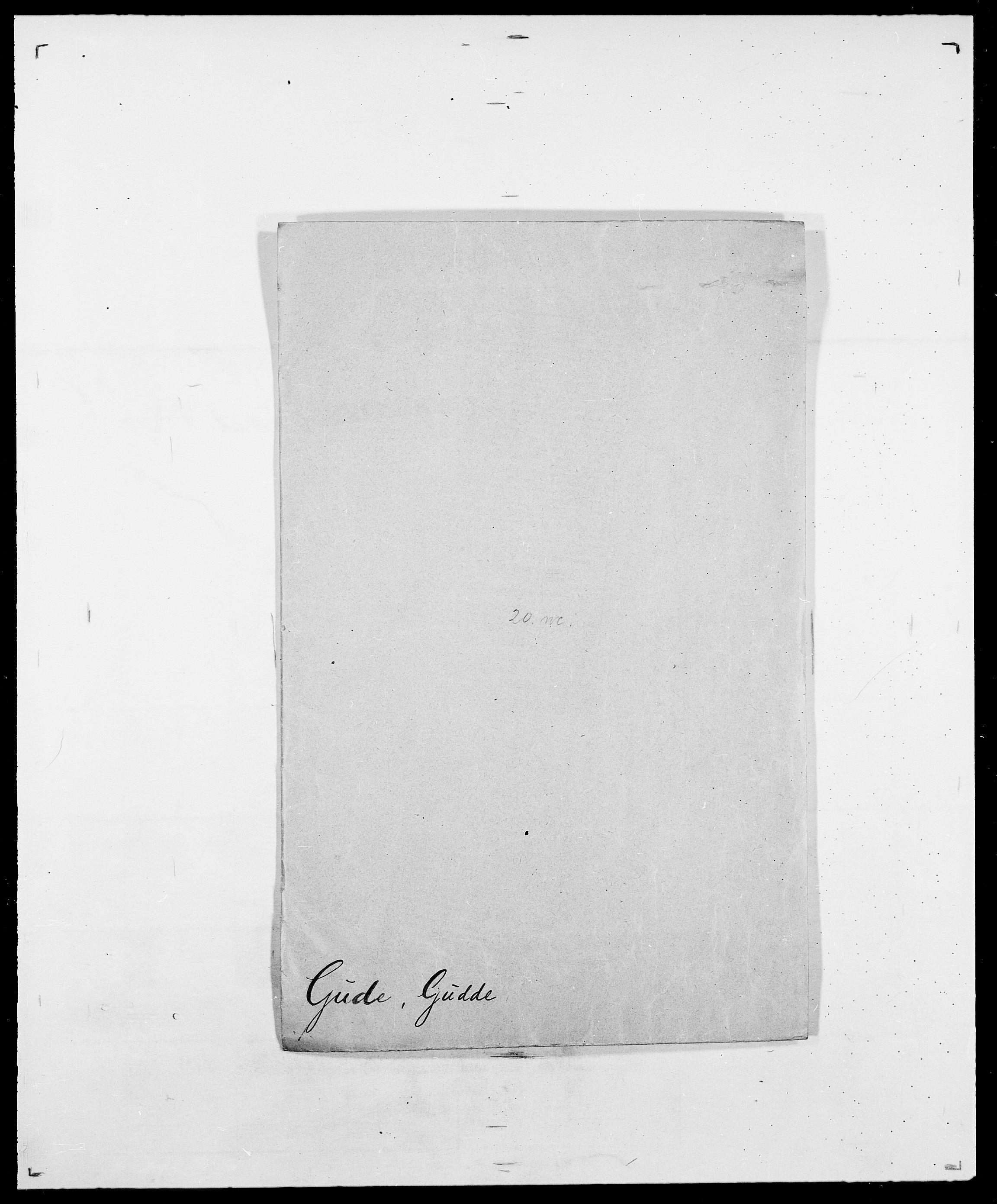 SAO, Delgobe, Charles Antoine - samling, D/Da/L0015: Grodtshilling - Halvorsæth, s. 318
