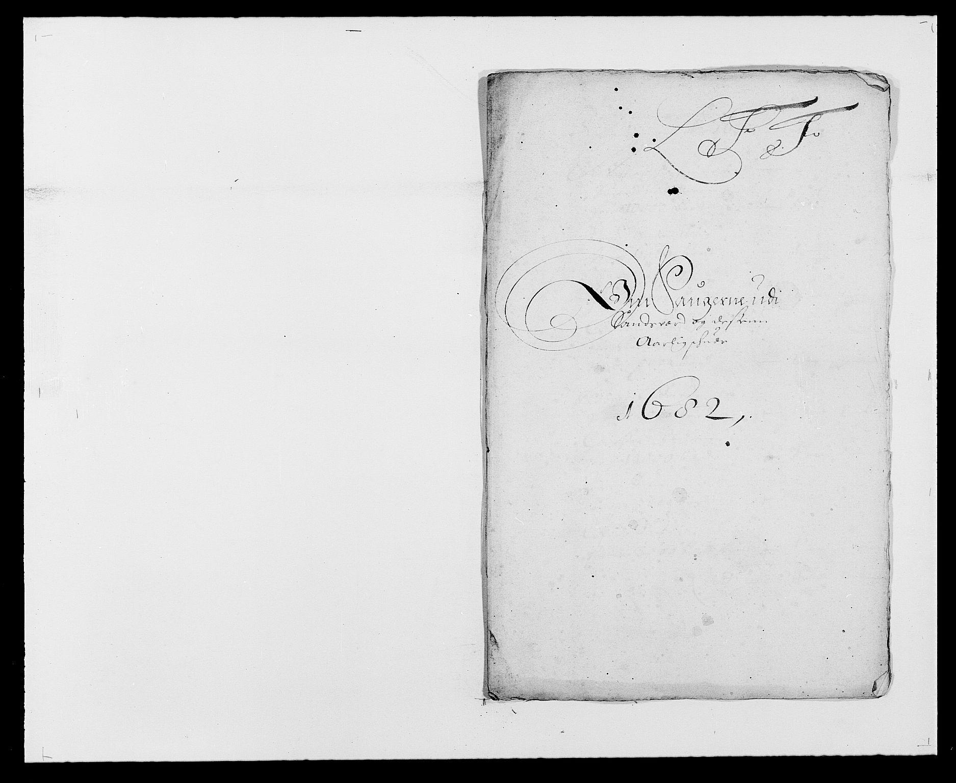 RA, Rentekammeret inntil 1814, Reviderte regnskaper, Fogderegnskap, R24/L1570: Fogderegnskap Numedal og Sandsvær, 1679-1686, s. 153