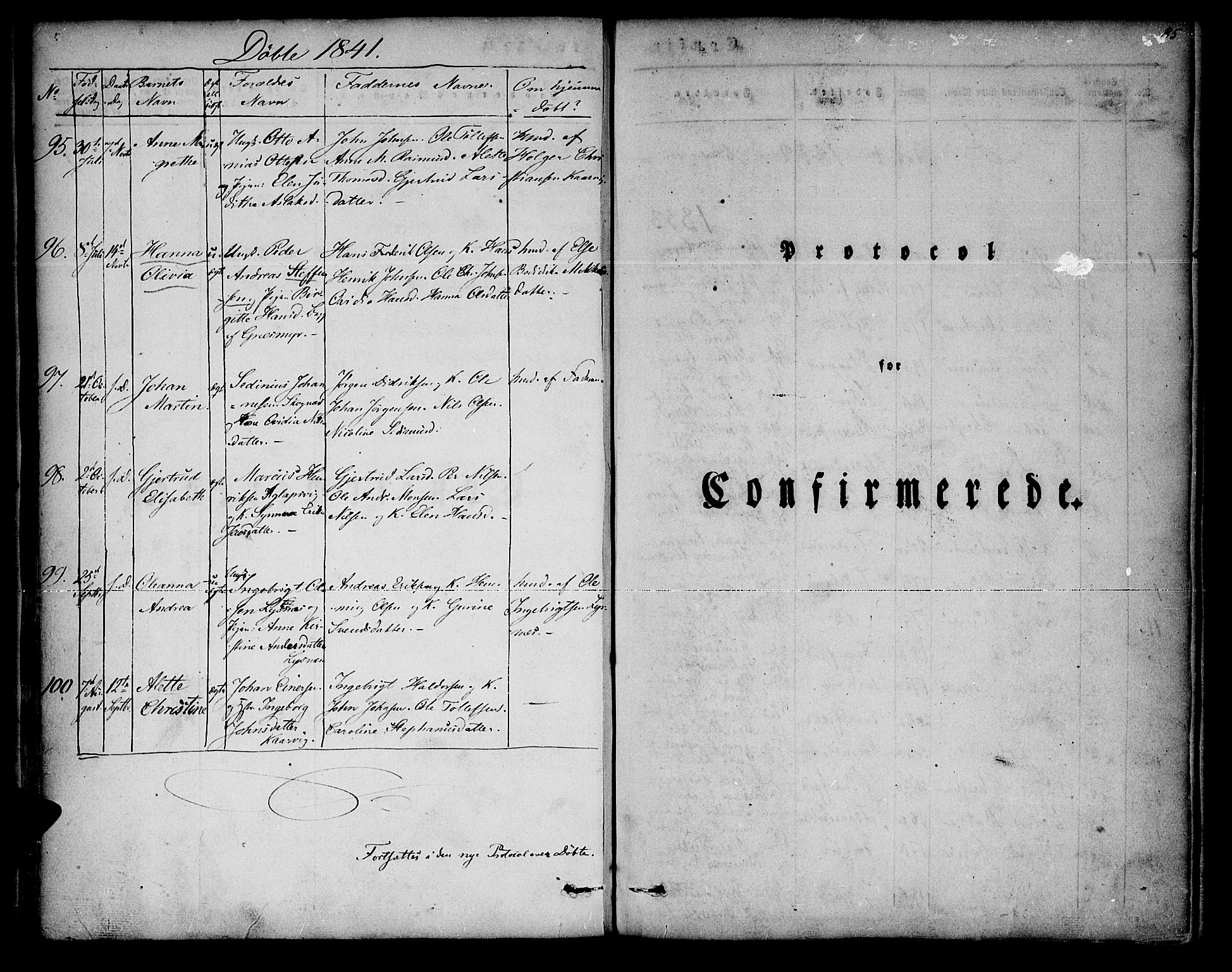 SATØ, Lenvik sokneprestembete, H/Ha: Ministerialbok nr. 4, 1832-1844, s. 85