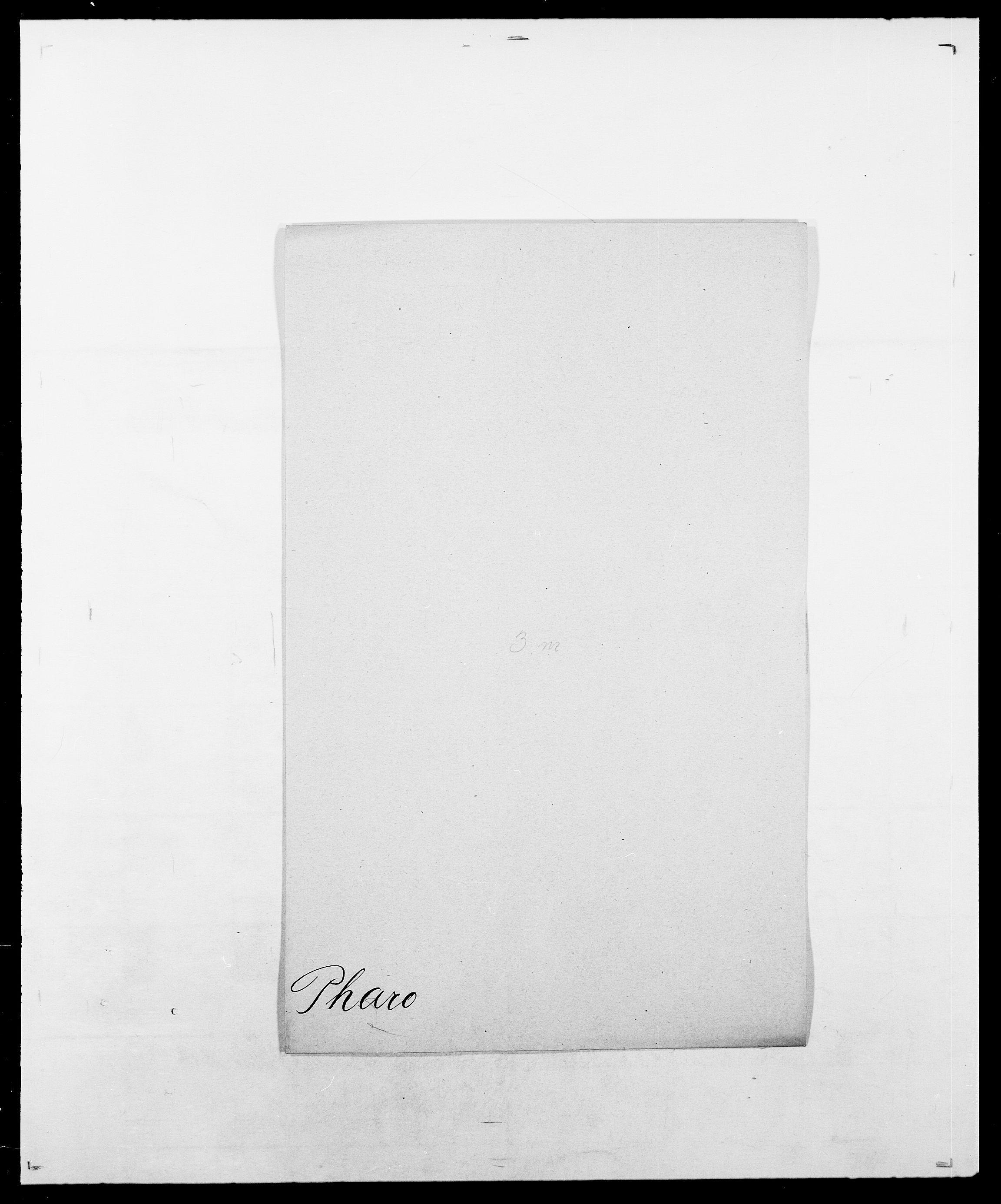 SAO, Delgobe, Charles Antoine - samling, D/Da/L0030: Paars - Pittelkov, s. 506