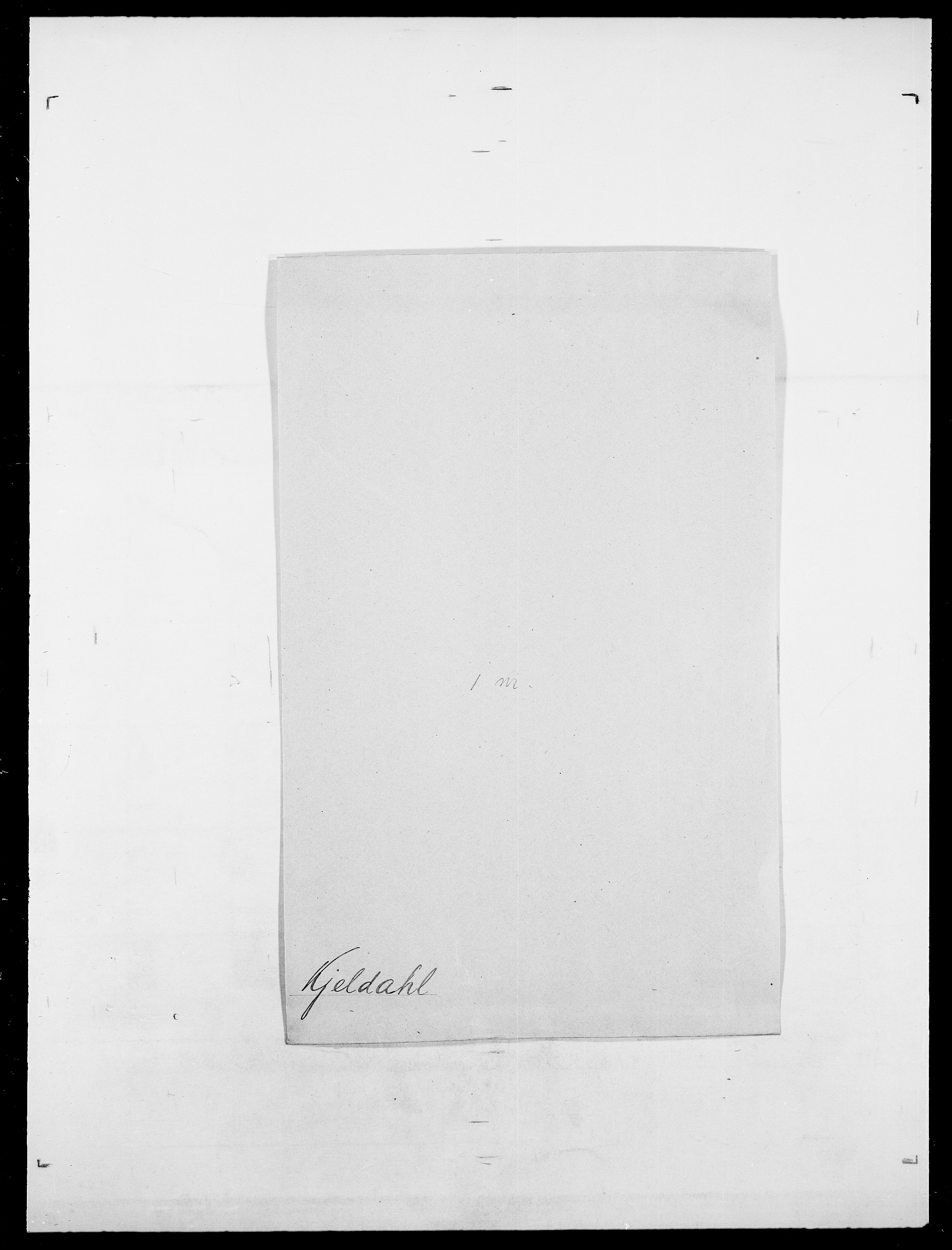 SAO, Delgobe, Charles Antoine - samling, D/Da/L0020: Irgens - Kjøsterud, s. 716