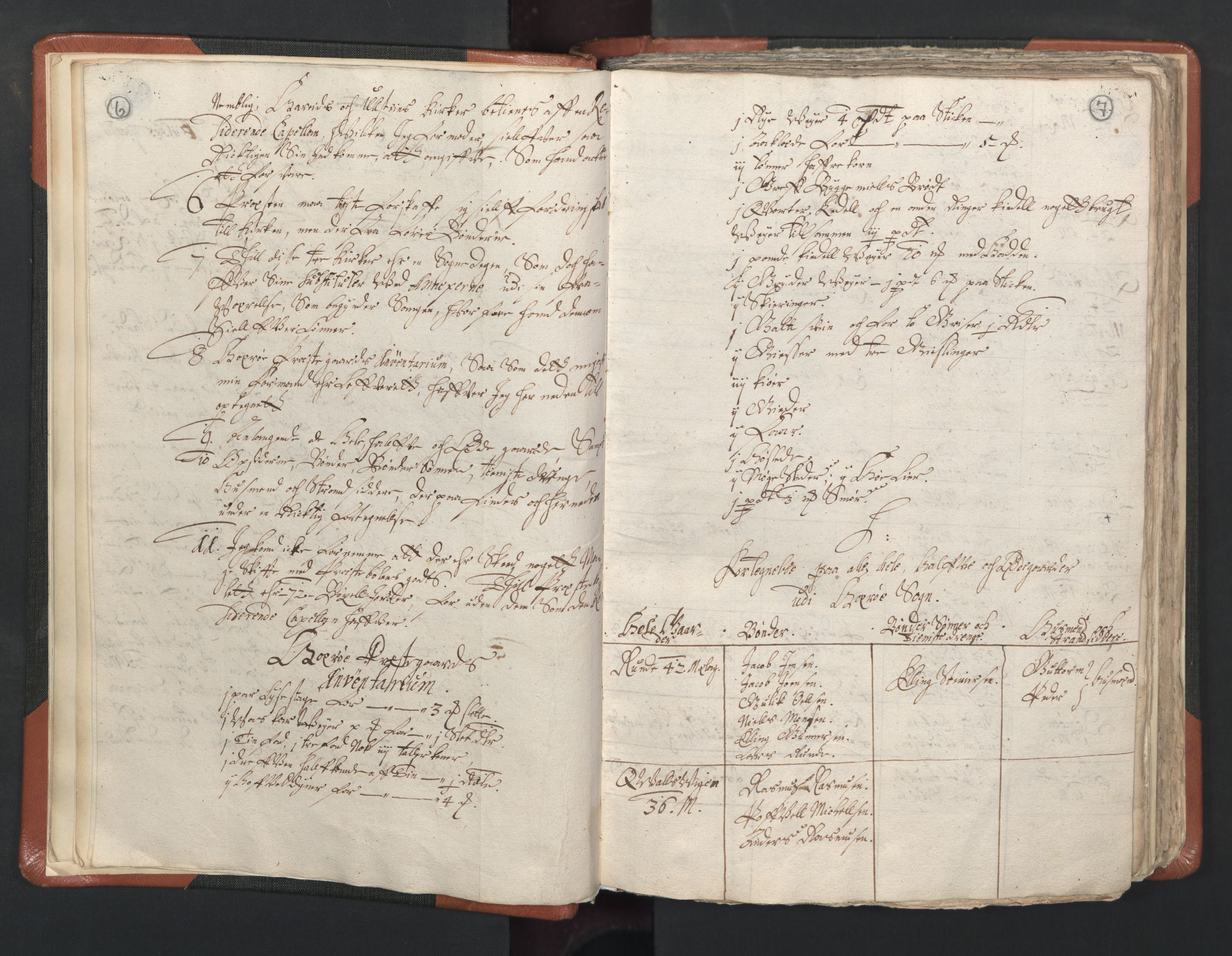 RA, Sogneprestenes manntall 1664-1666, nr. 26: Sunnmøre prosti, 1664-1666, s. 6-7
