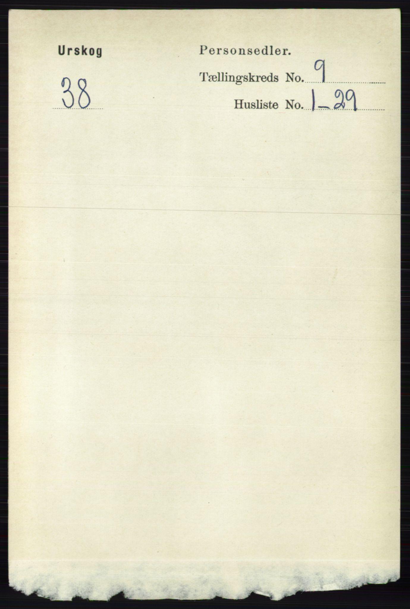 RA, Folketelling 1891 for 0224 Aurskog herred, 1891, s. 4506