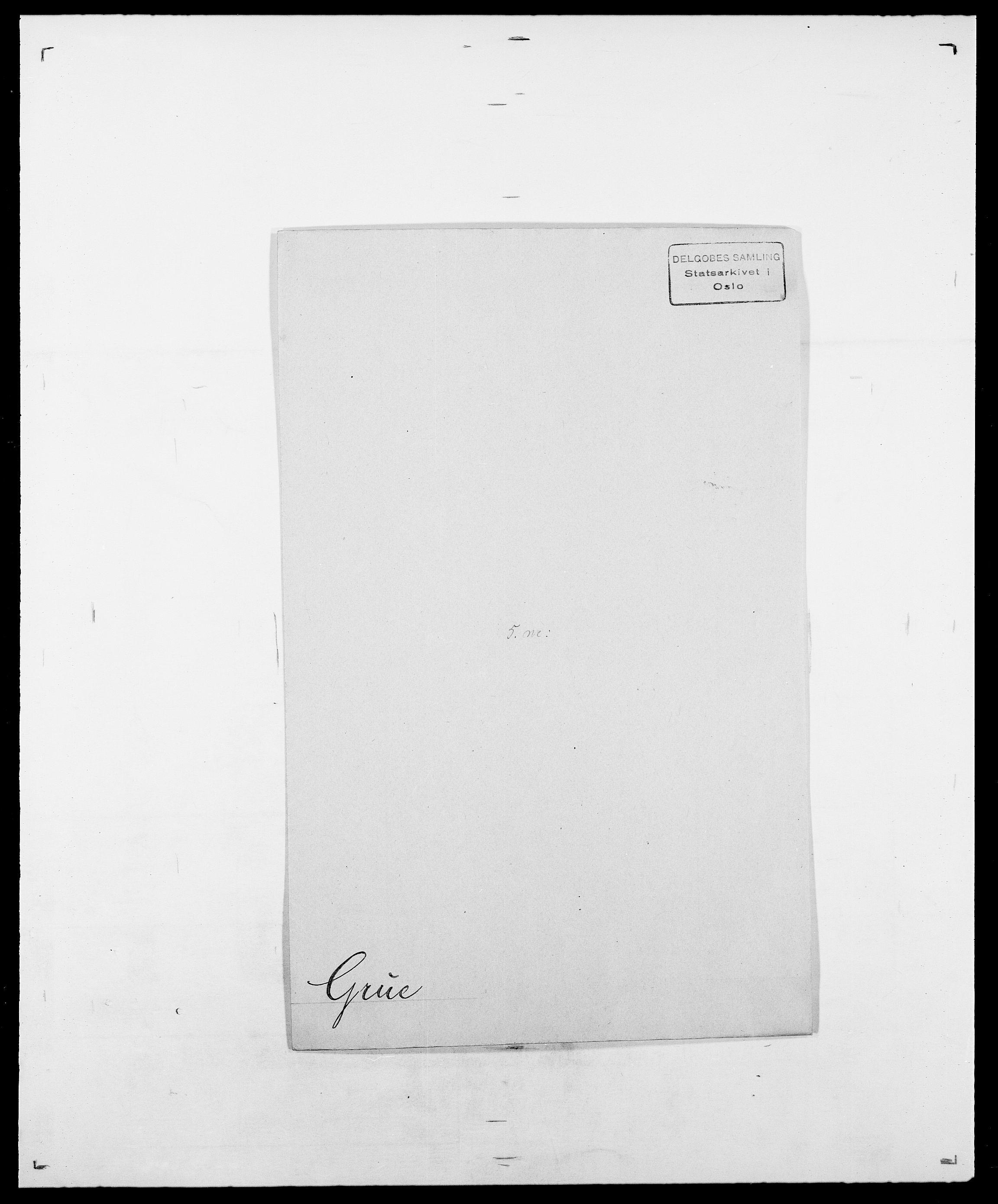 SAO, Delgobe, Charles Antoine - samling, D/Da/L0015: Grodtshilling - Halvorsæth, s. 61