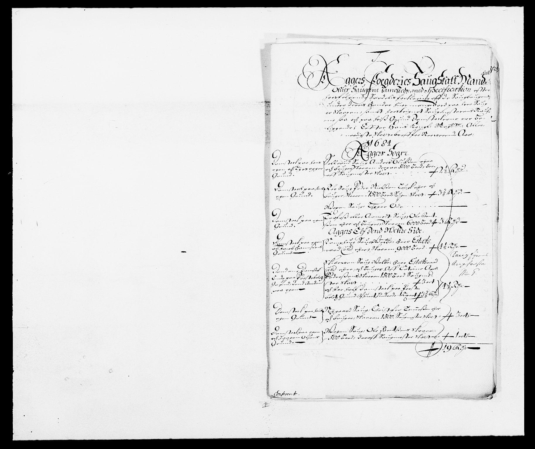 RA, Rentekammeret inntil 1814, Reviderte regnskaper, Fogderegnskap, R08/L0421: Fogderegnskap Aker, 1682-1683, s. 71