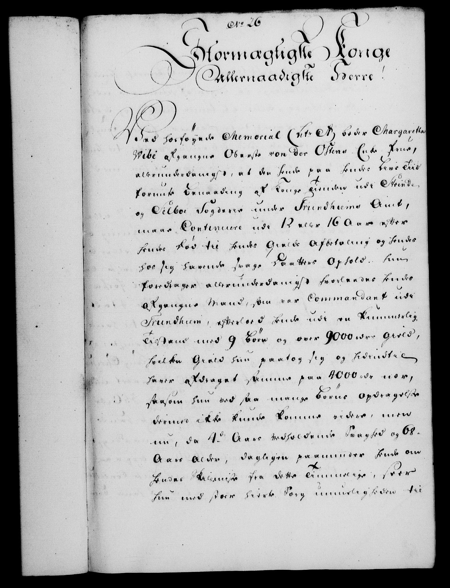 RA, Rentekammeret, Kammerkanselliet, G/Gf/Gfa/L0034: Norsk relasjons- og resolusjonsprotokoll (merket RK 52.34), 1752, s. 135