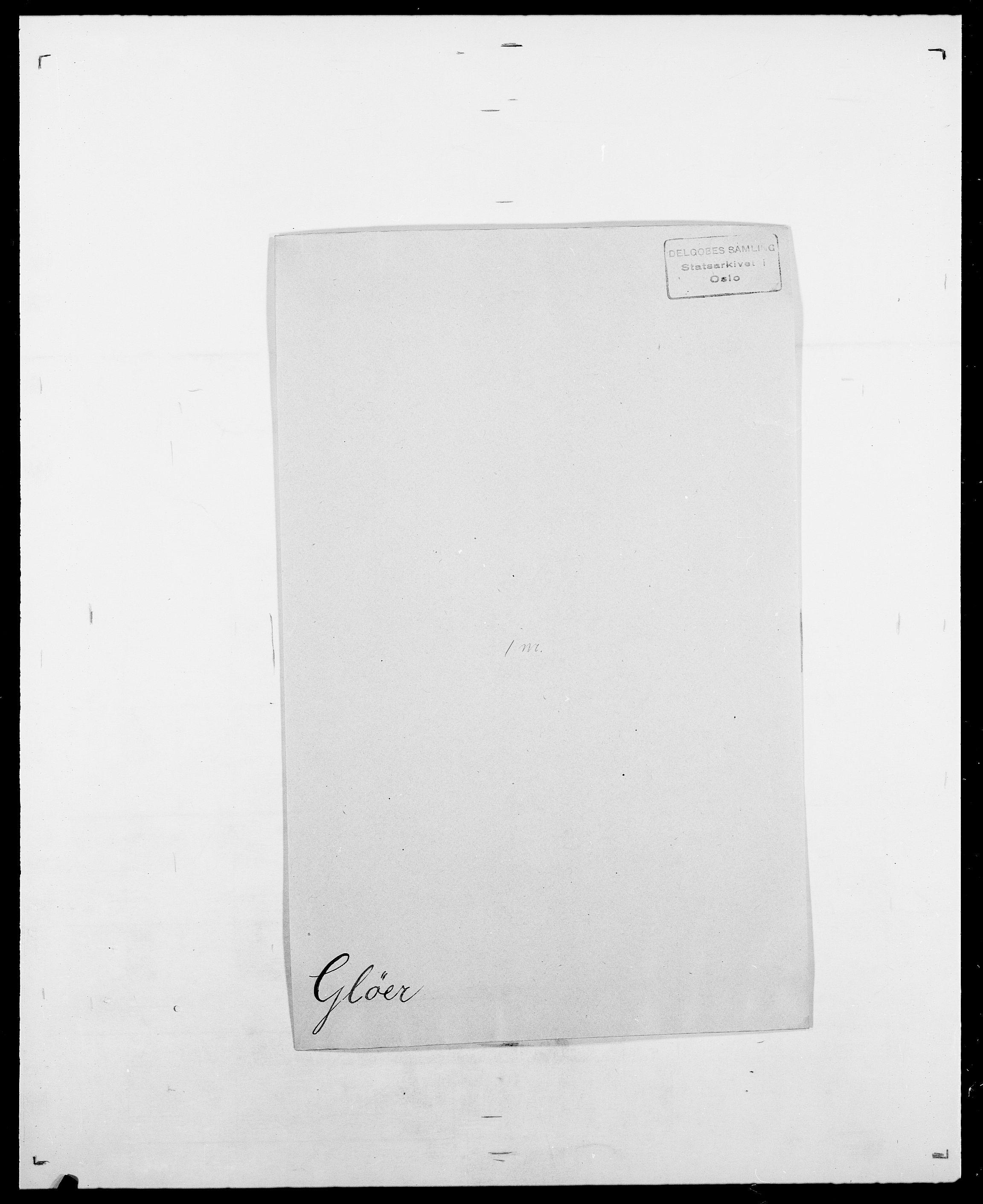 SAO, Delgobe, Charles Antoine - samling, D/Da/L0014: Giebdhausen - Grip, s. 351