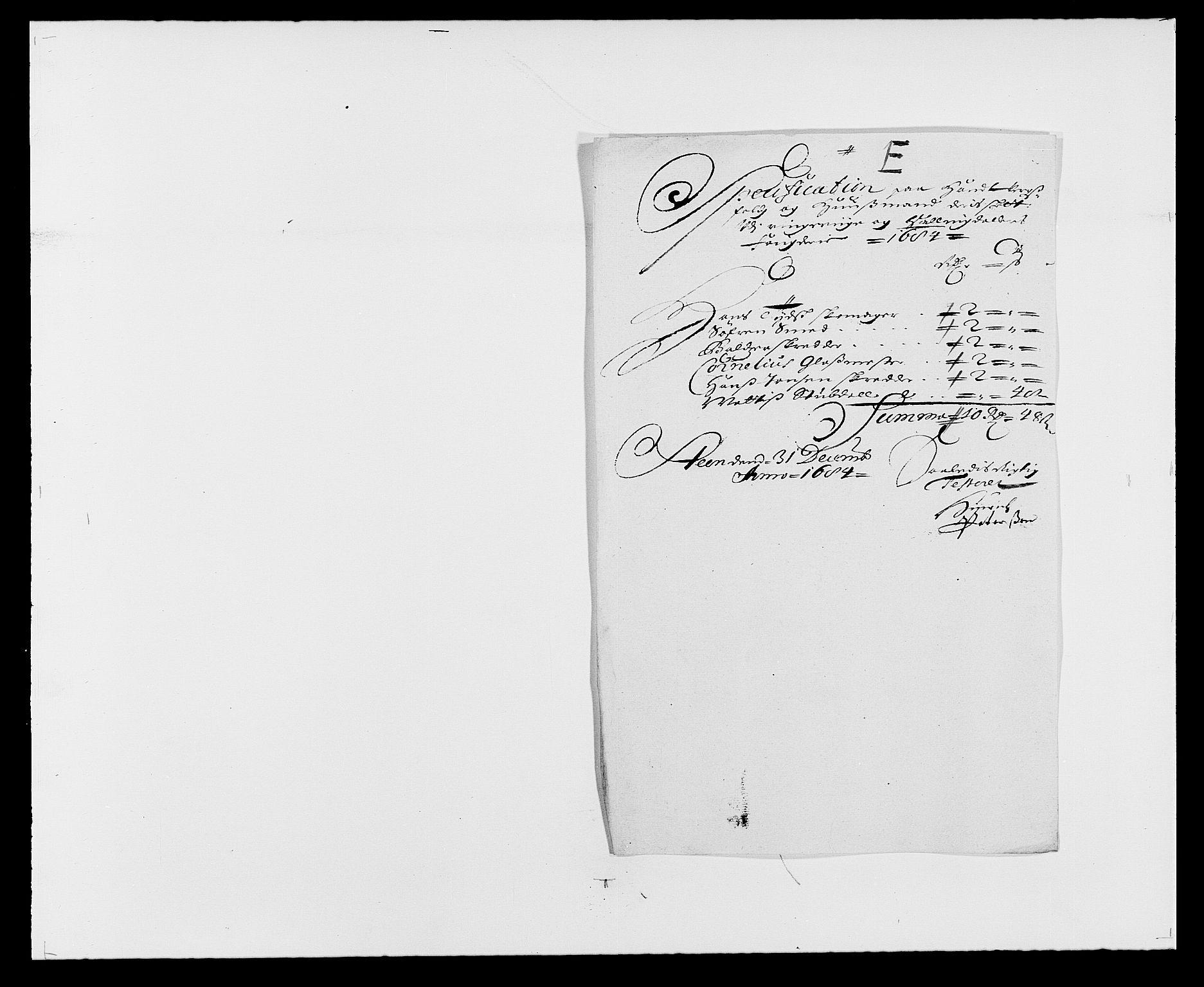 RA, Rentekammeret inntil 1814, Reviderte regnskaper, Fogderegnskap, R21/L1446: Fogderegnskap Ringerike og Hallingdal, 1683-1686, s. 218
