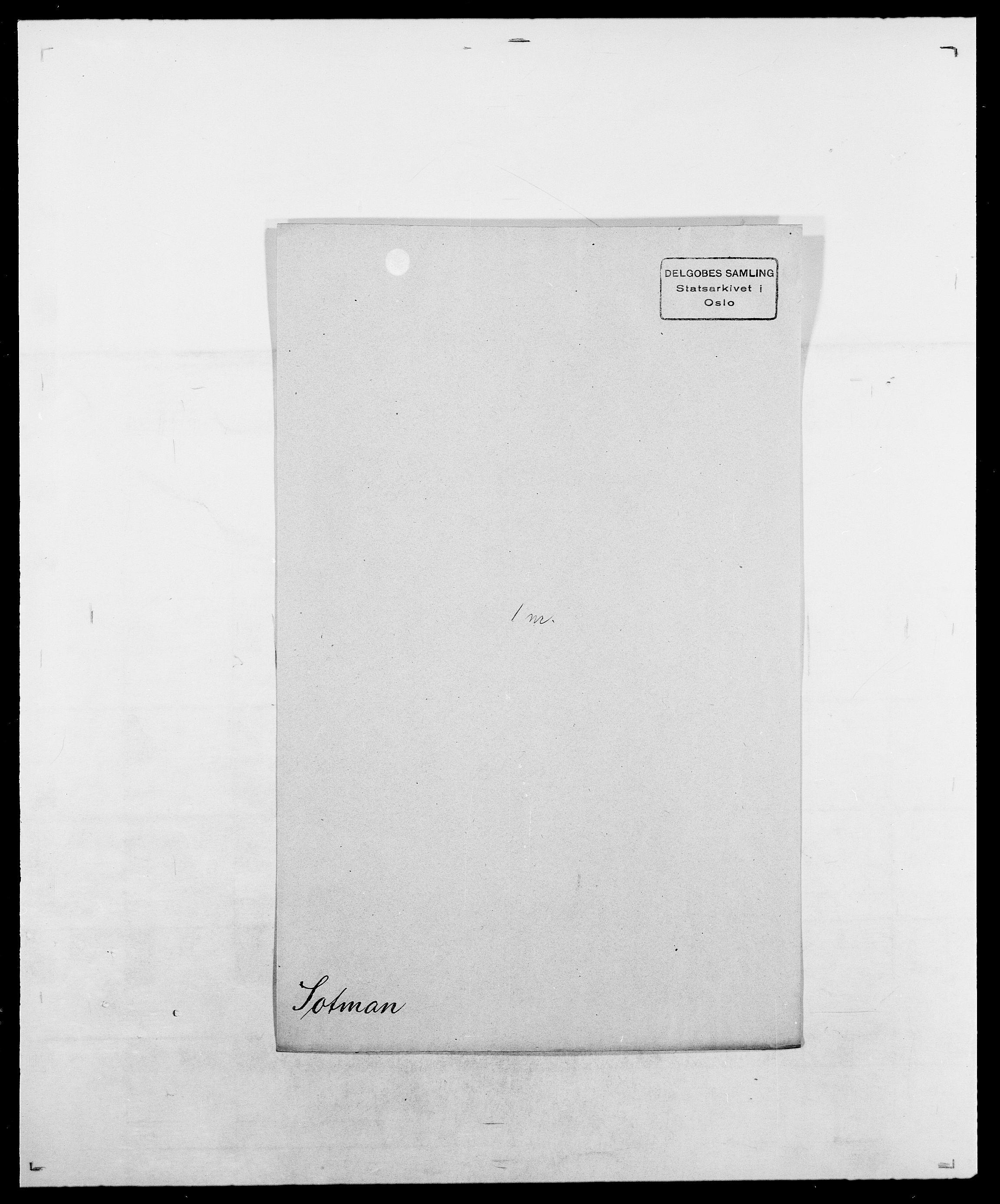 SAO, Delgobe, Charles Antoine - samling, D/Da/L0036: Skaanør - Staverskov, s. 500