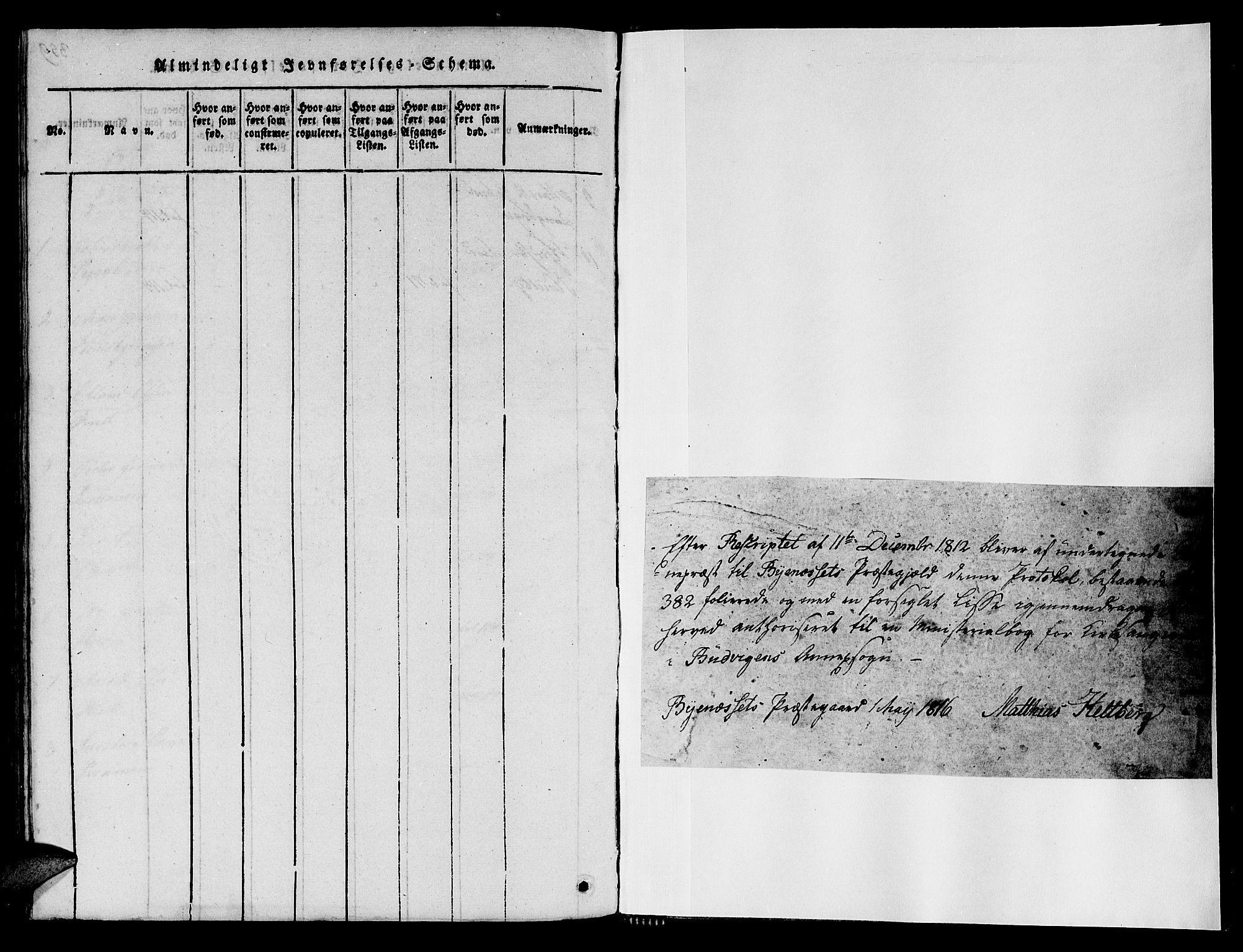 SAT, Ministerialprotokoller, klokkerbøker og fødselsregistre - Sør-Trøndelag, 666/L0788: Klokkerbok nr. 666C01, 1816-1847
