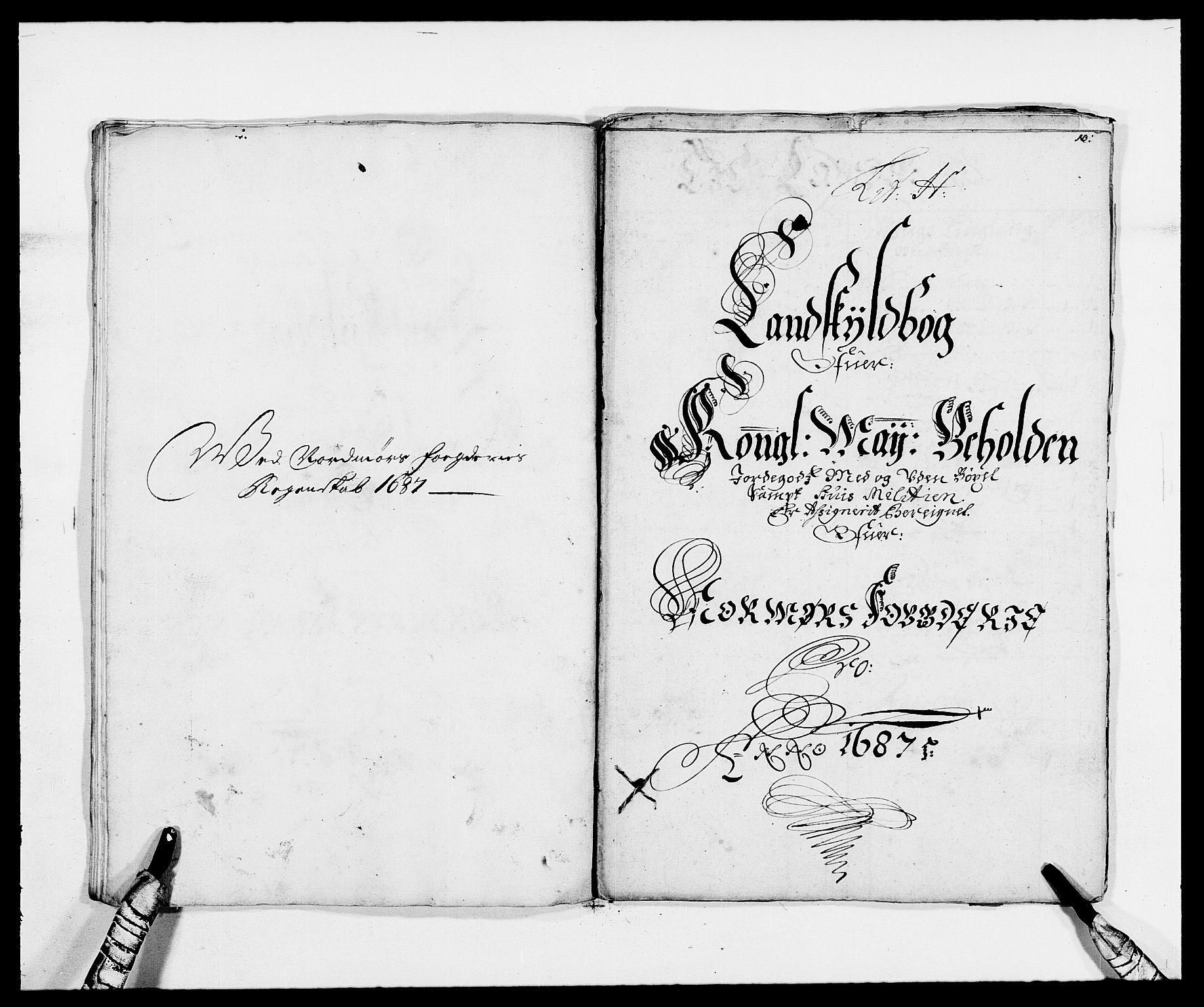 RA, Rentekammeret inntil 1814, Reviderte regnskaper, Fogderegnskap, R56/L3733: Fogderegnskap Nordmøre, 1687-1689, s. 80