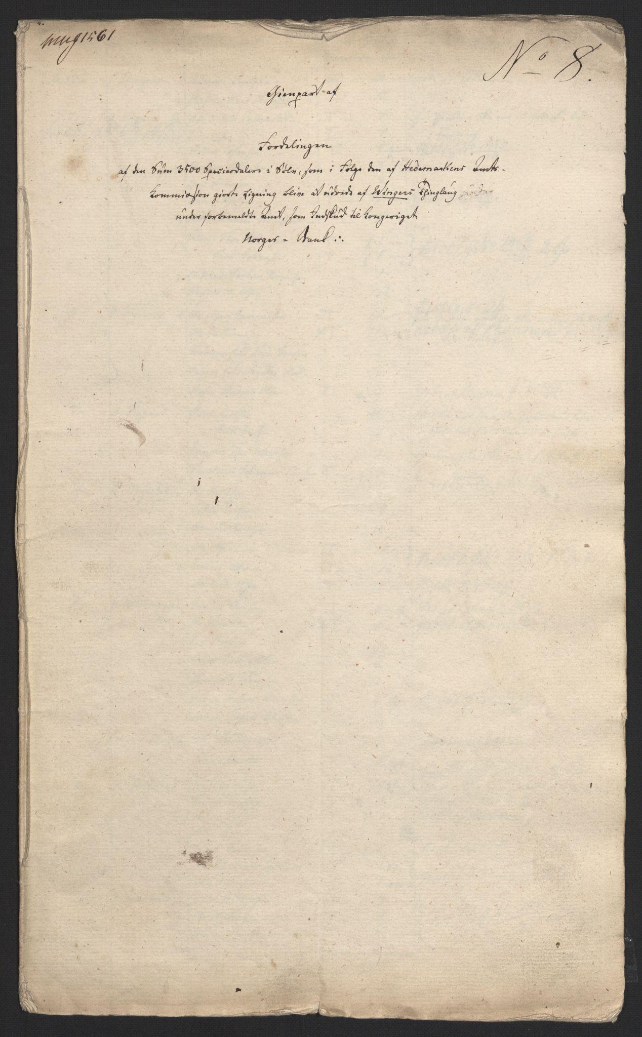 NOBA, Norges Bank/Sølvskatten 1816*, 1816-1817, s. 10