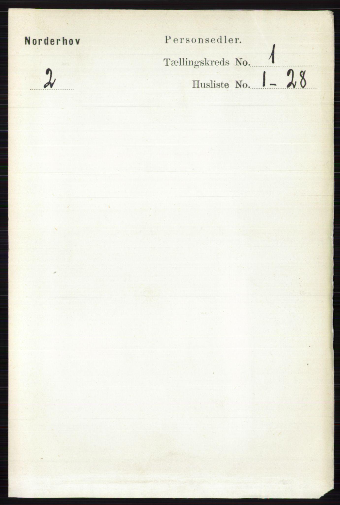 RA, Folketelling 1891 for 0613 Norderhov herred, 1891, s. 120
