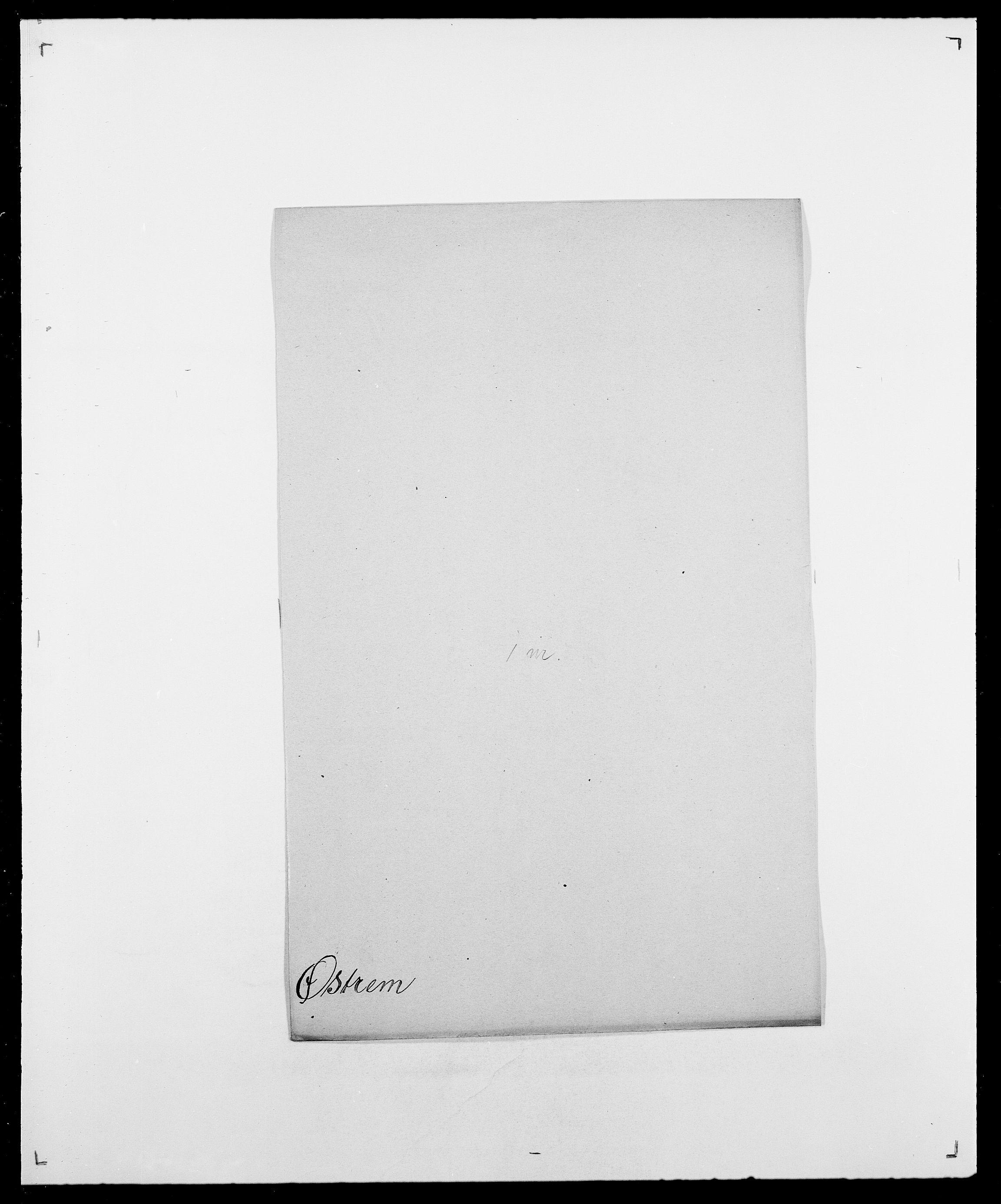 SAO, Delgobe, Charles Antoine - samling, D/Da/L0043: Wulfsberg - v. Zanten, s. 365