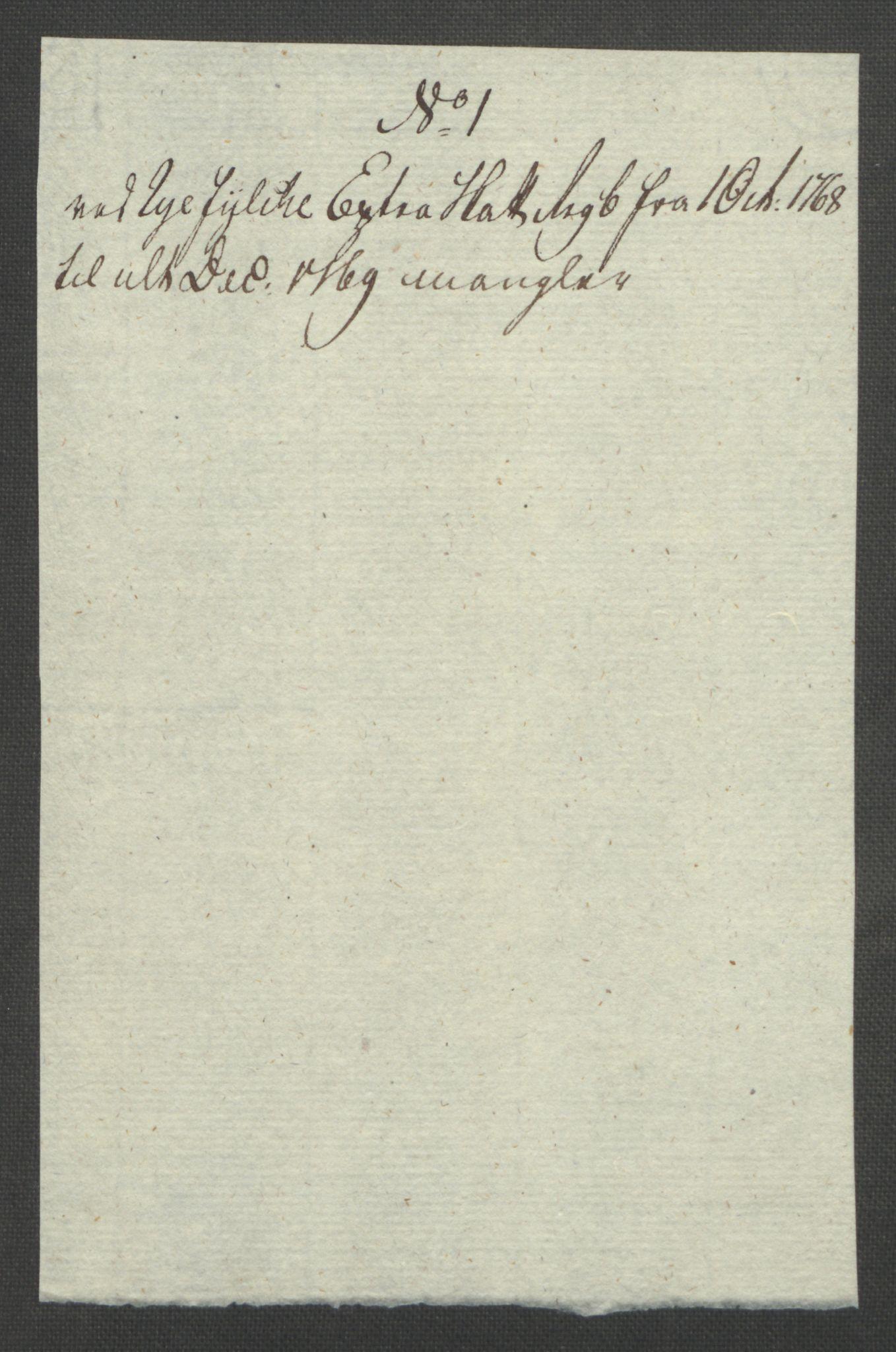 RA, Rentekammeret inntil 1814, Reviderte regnskaper, Fogderegnskap, R47/L2972: Ekstraskatten Ryfylke, 1762-1780, s. 173