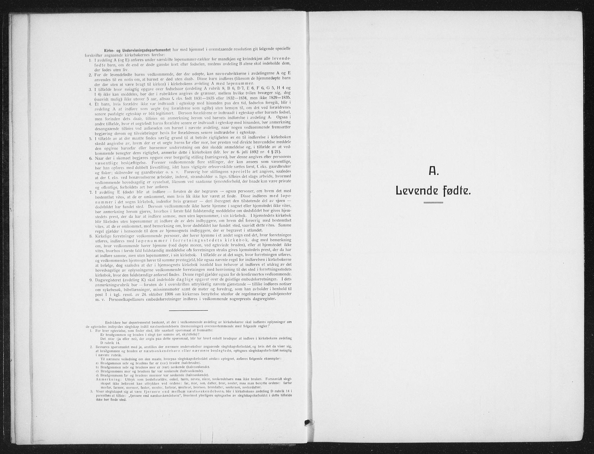 SAT, Ministerialprotokoller, klokkerbøker og fødselsregistre - Nordland, 895/L1384: Klokkerbok nr. 895C06, 1922-1941