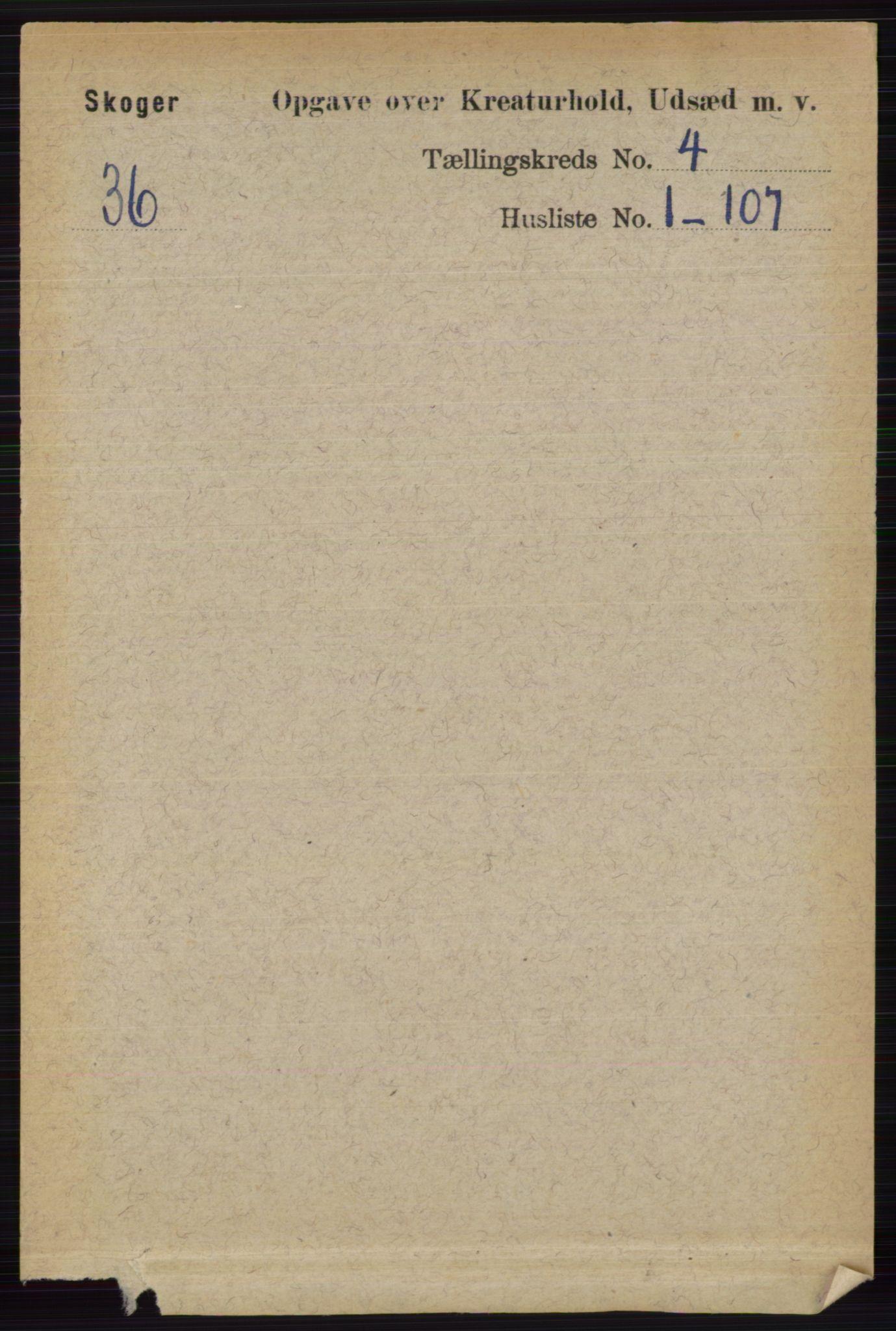 RA, Folketelling 1891 for 0712 Skoger herred, 1891, s. 4767