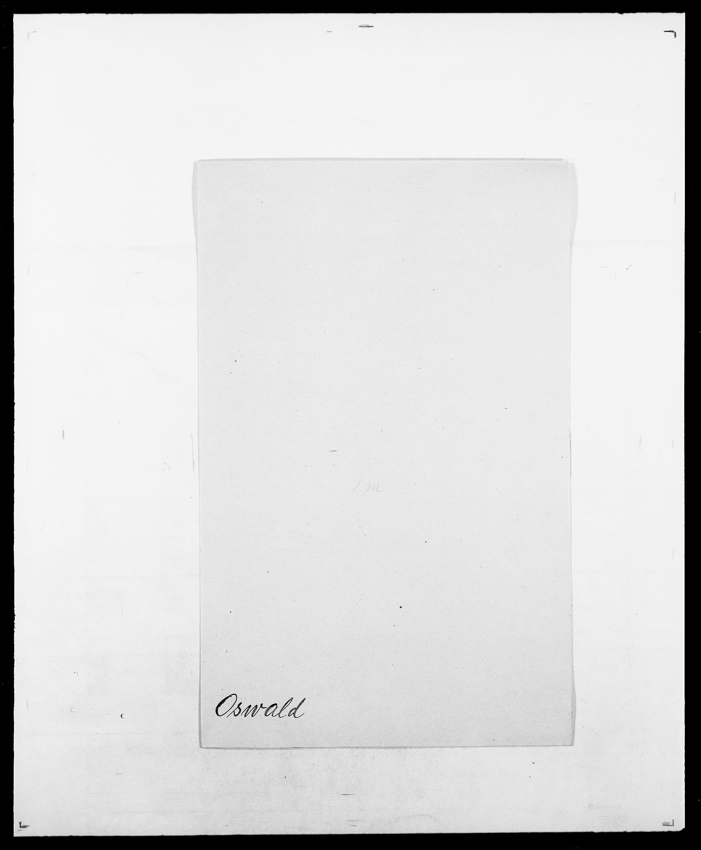 SAO, Delgobe, Charles Antoine - samling, D/Da/L0029: Obel - Oxholm, s. 459